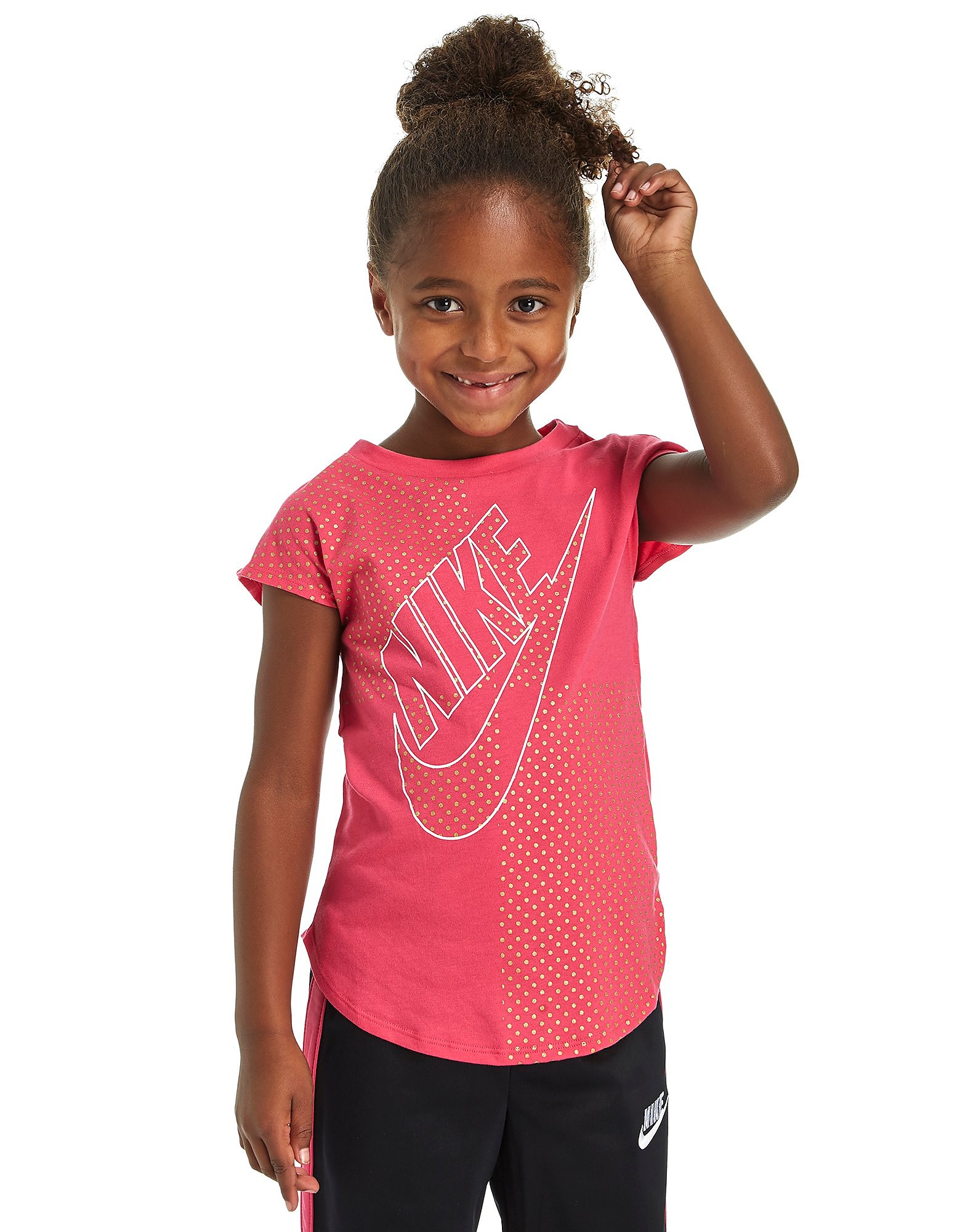 Nike Girls' Futura T-Shirt Children