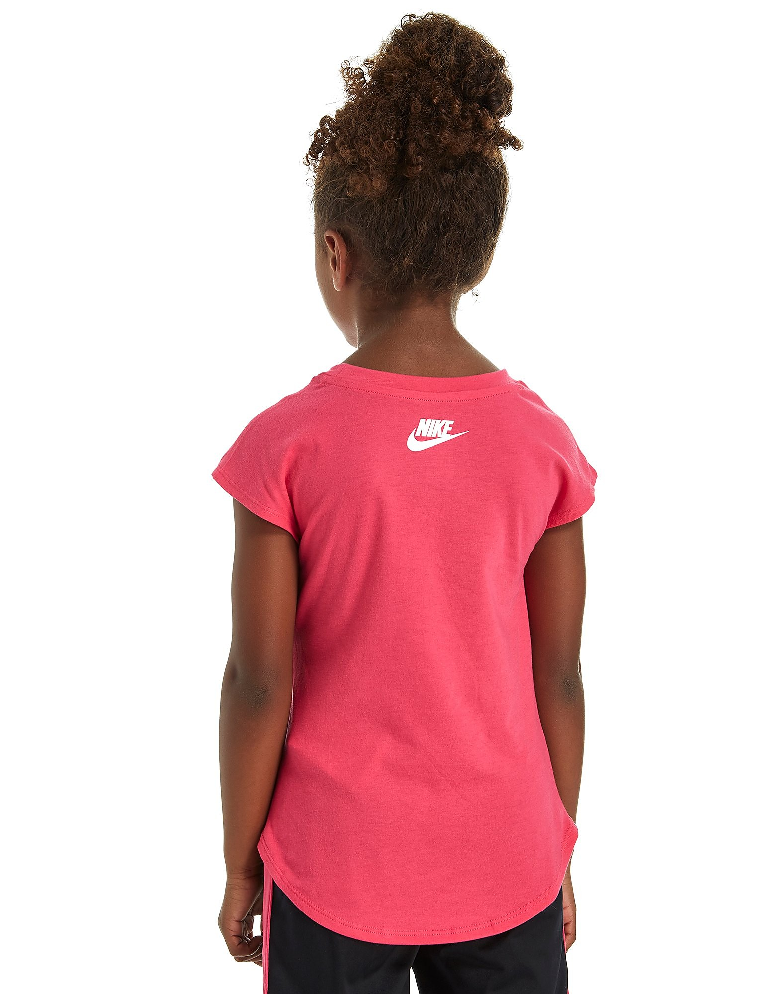 Nike Girls Futura T-Shirt Children