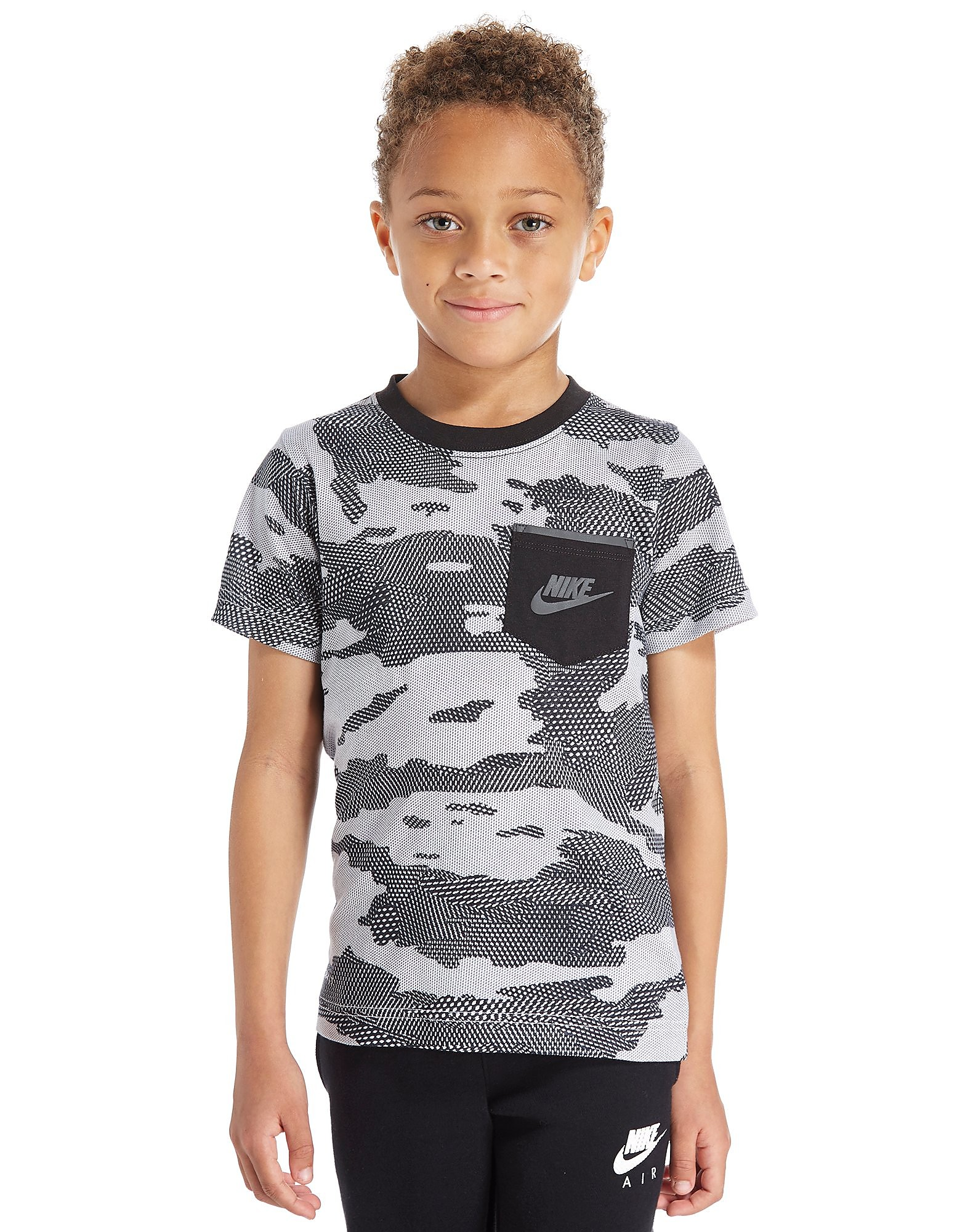 Nike Gänzlicher Druck T-Shirt Kinder