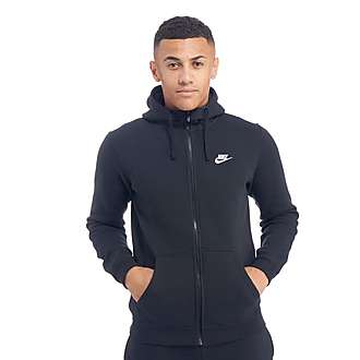 Nike Foundation Fleece Full Zip Hoody