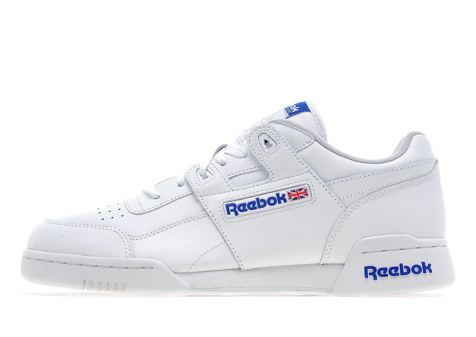 Reebok Workout Plus