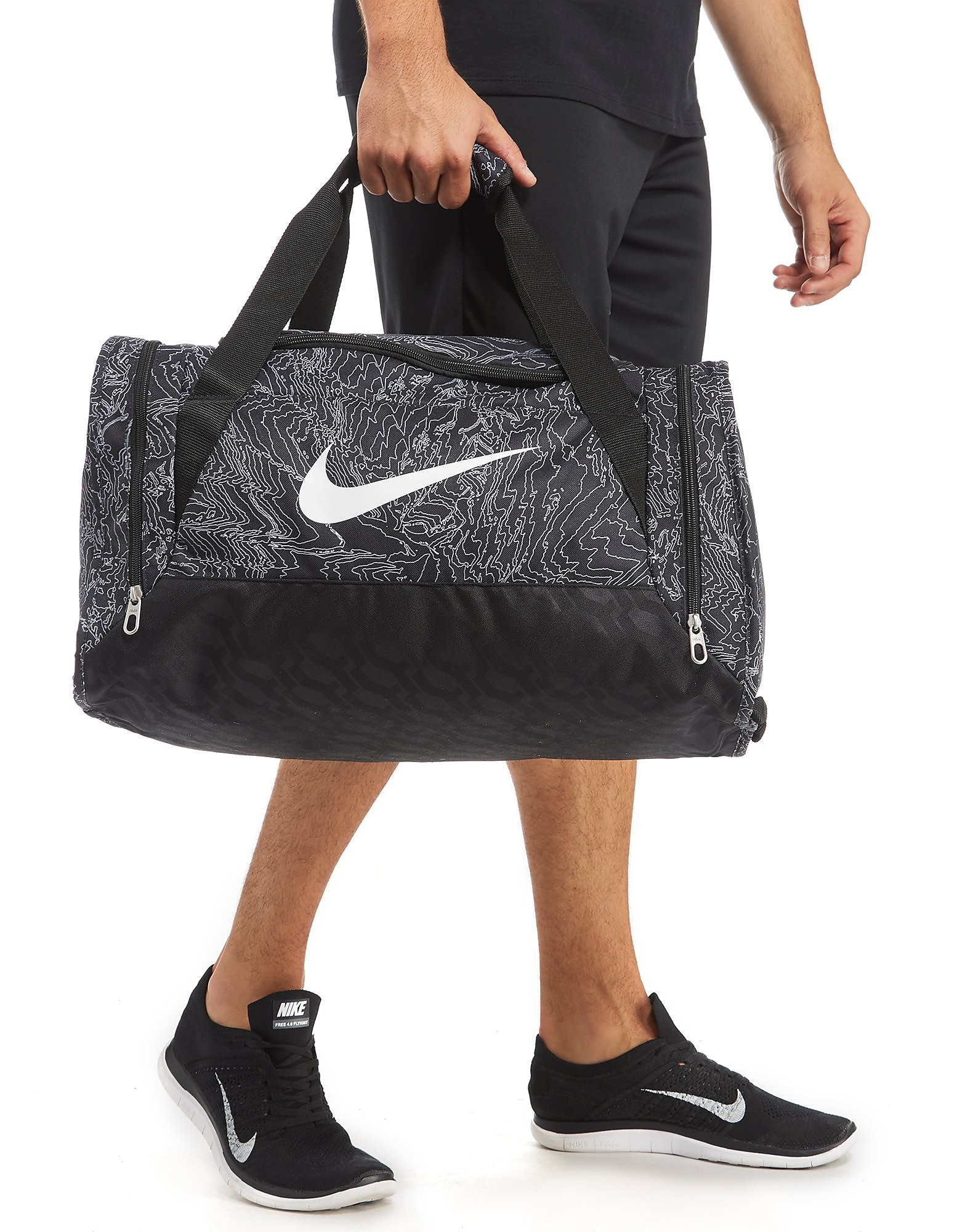 Nike Graphic Duffel Bag