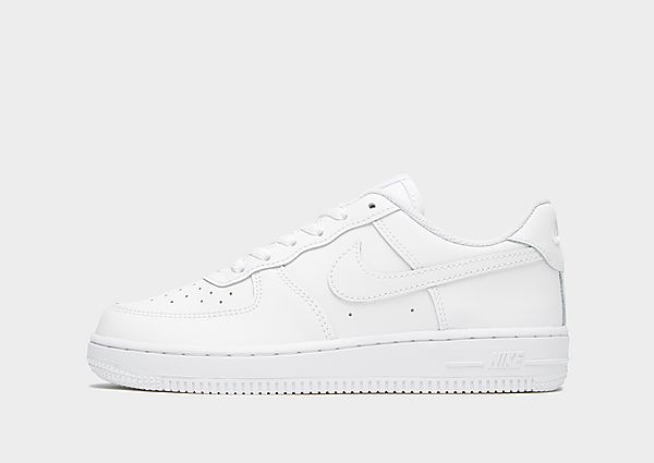 Nike Air Force 1 infantil, White