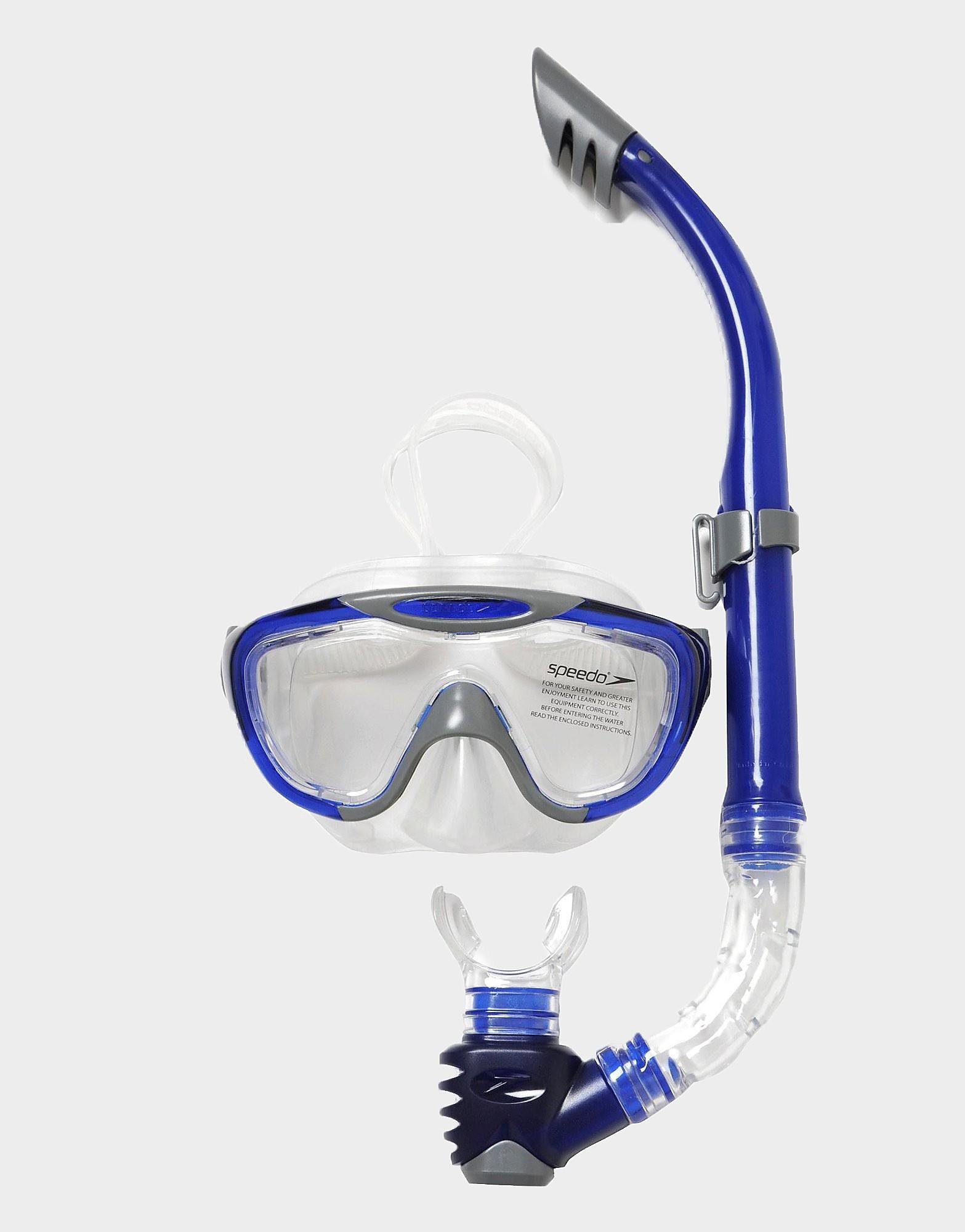 Speedo Taucherbrille und Schnorchel-Set