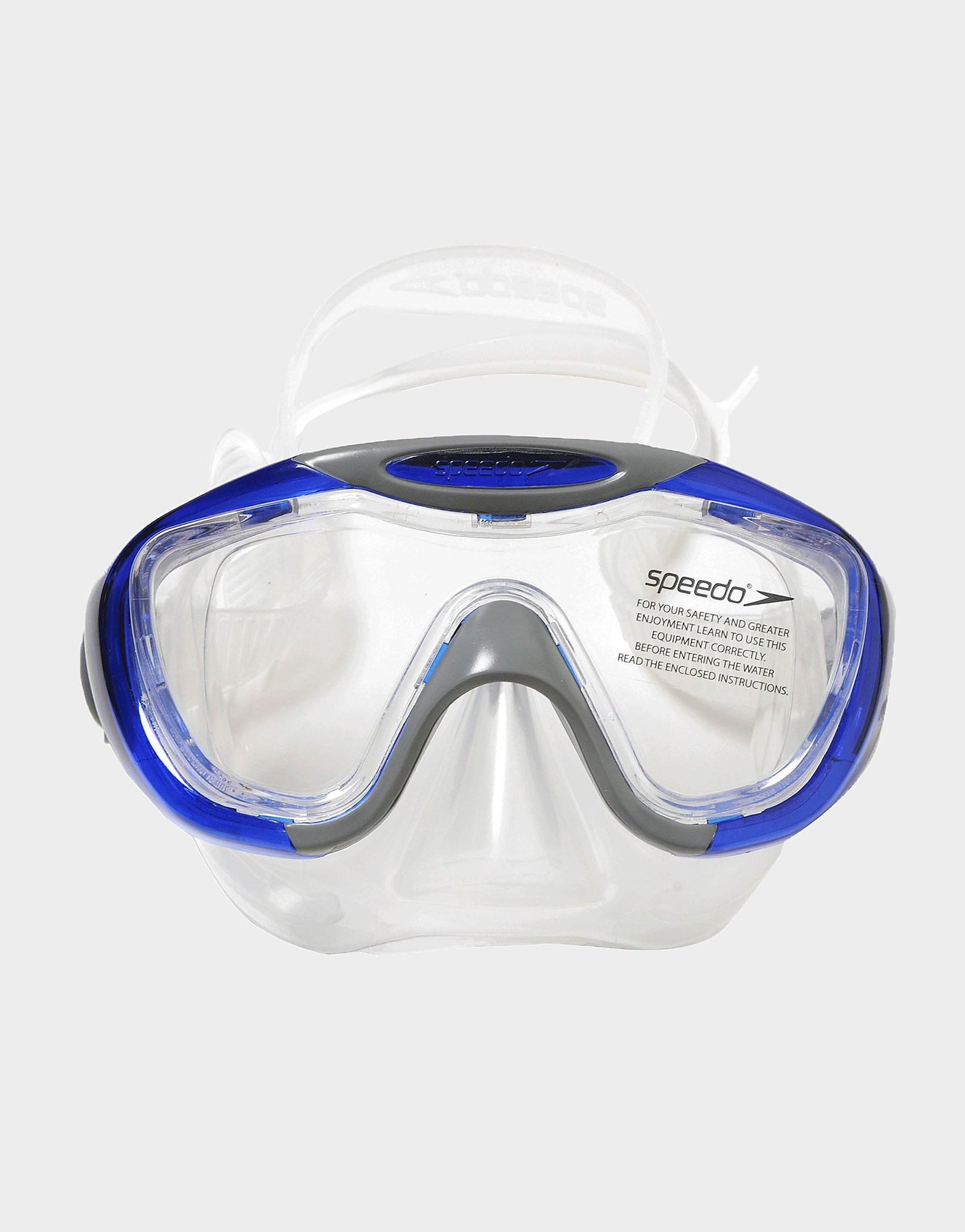 Speedo Lot de masque et tuba Glide