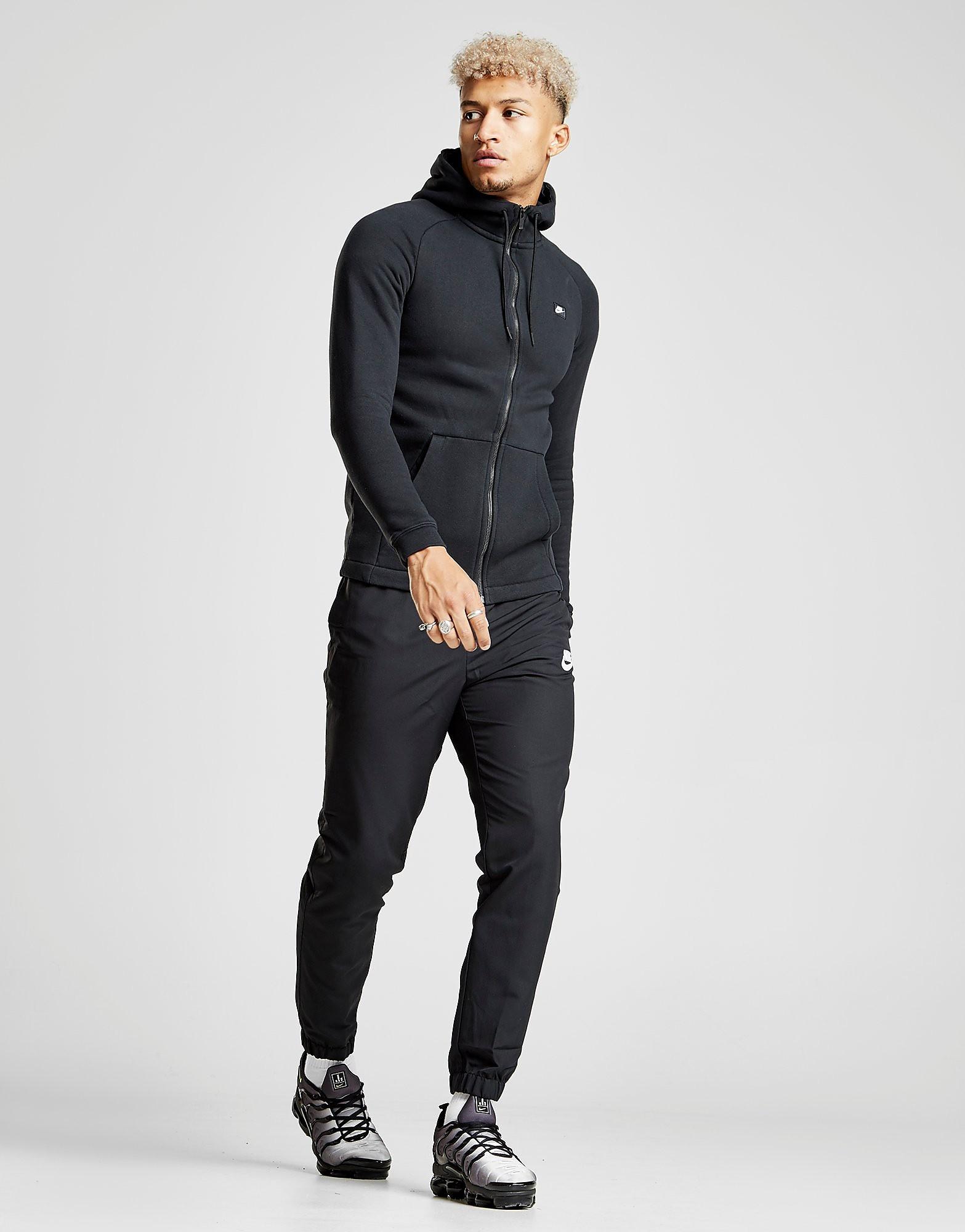 Nike Felpa con cappuccio e cerniera Modern