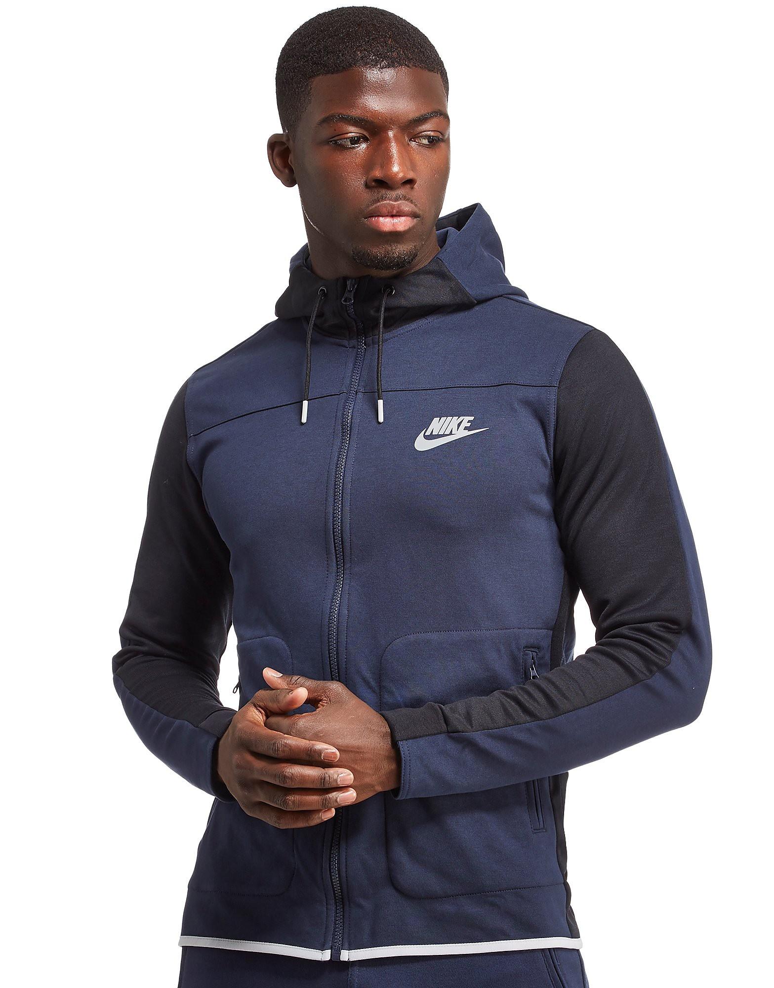 Nike Advance Fleece Full Zip Hoody