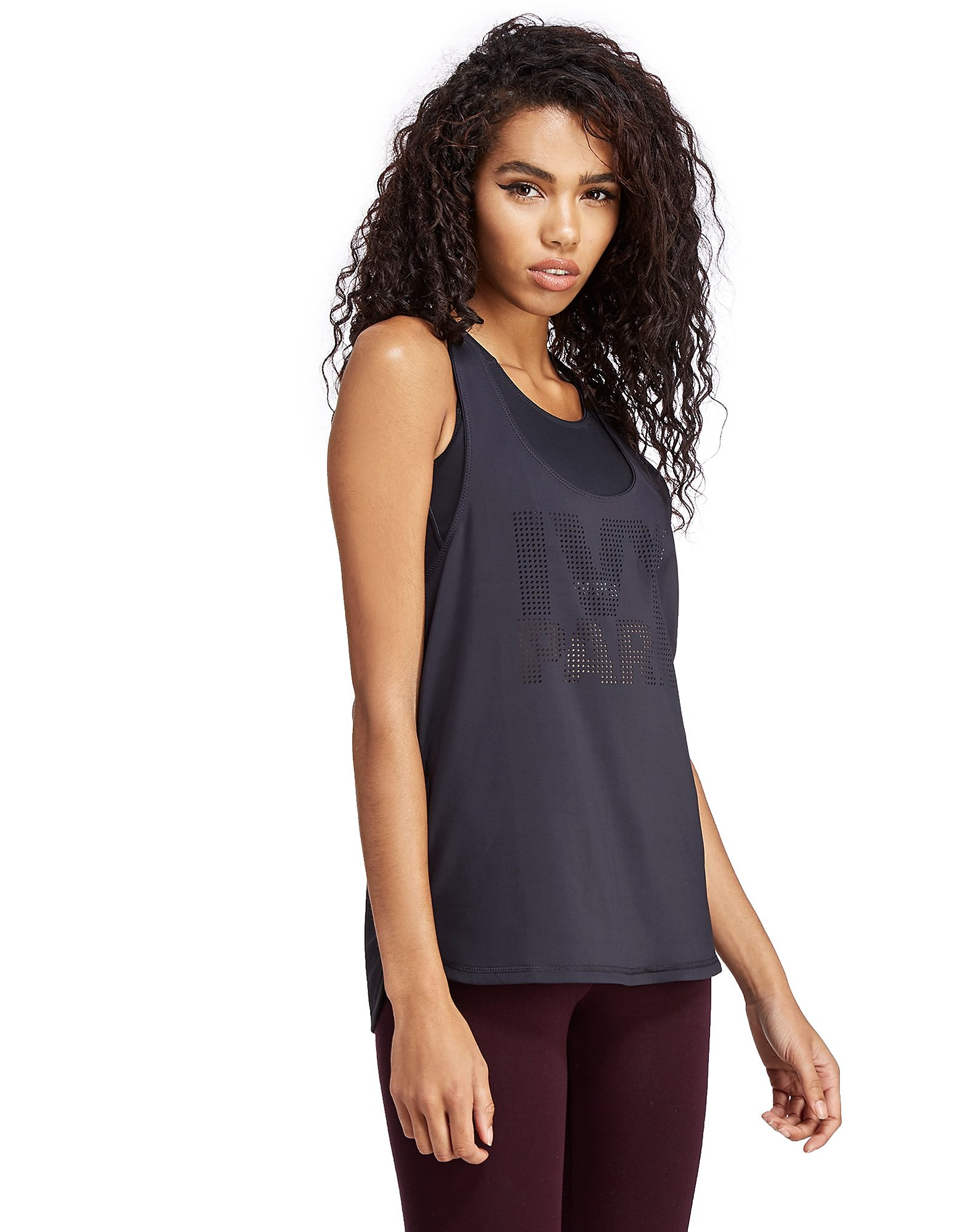 IVY PARK Laser Cut Tank Top