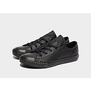 505ff750b30219 Converse All Star Leather Children Converse All Star Leather Children