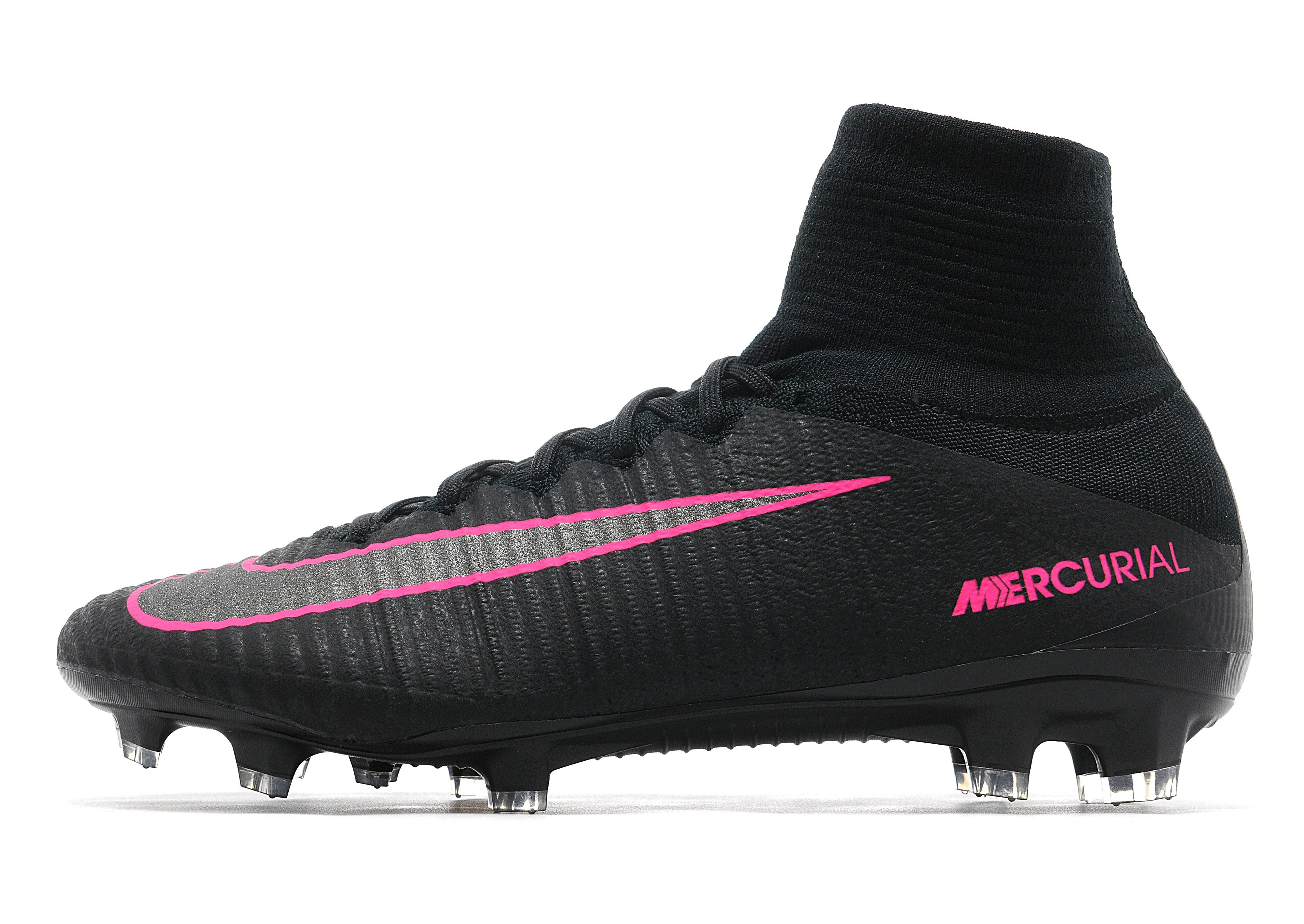 Nike Pitch Dark Mercurial Superfly V FG