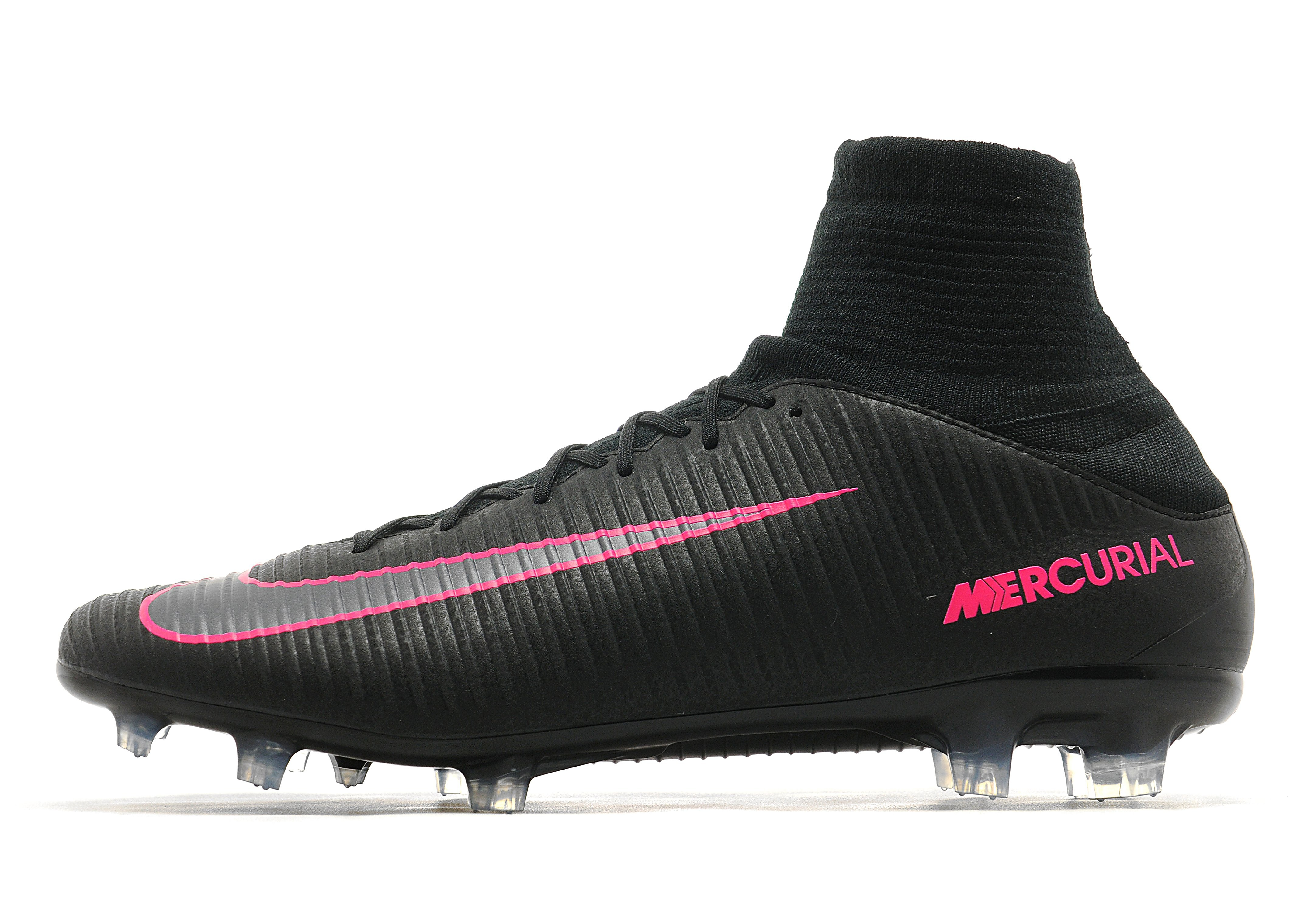 Nike Pitch Dark Mercurial Veloce III DF FG