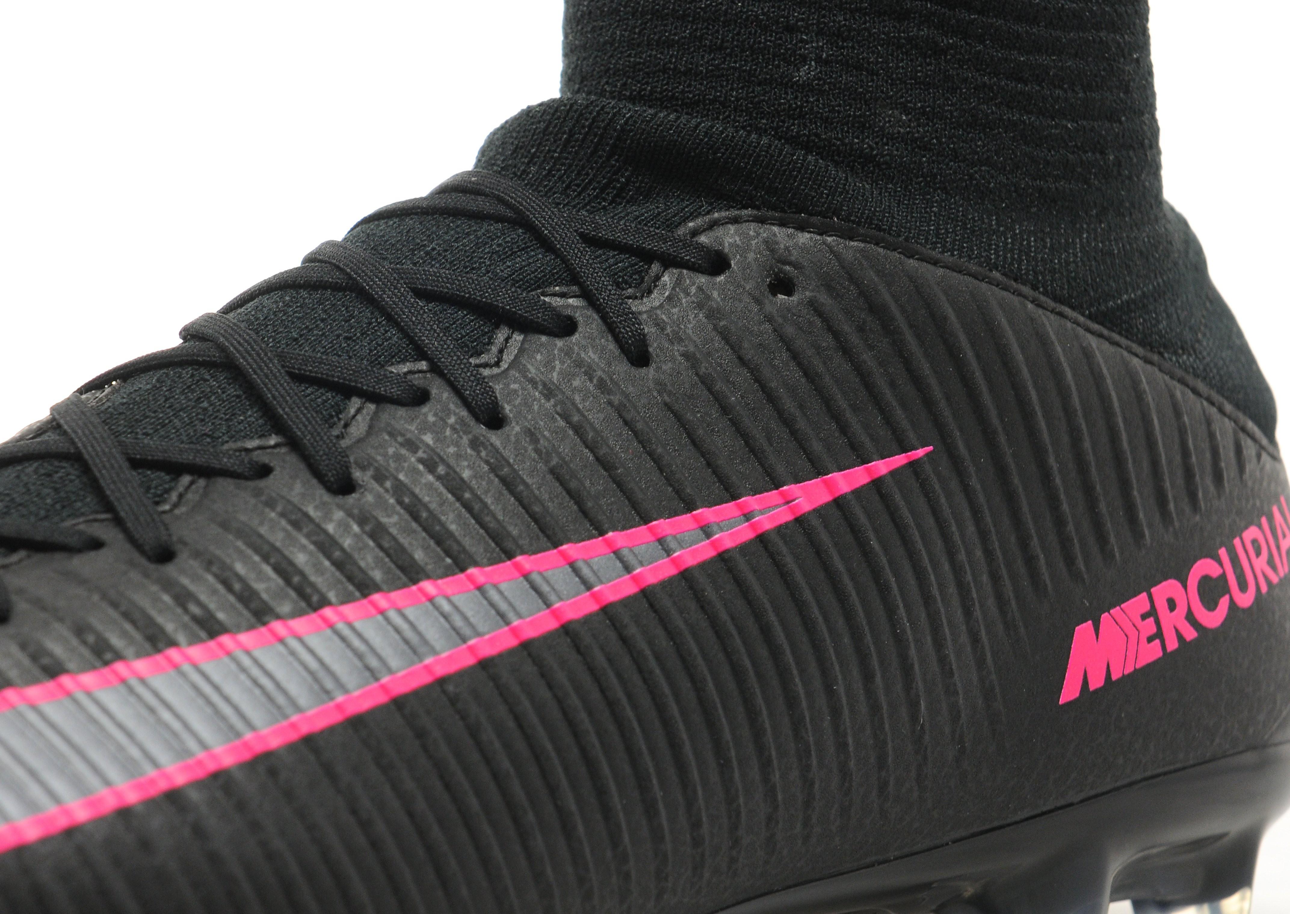 Nike Pitch Dark Mercurial Veloce III DF FG
