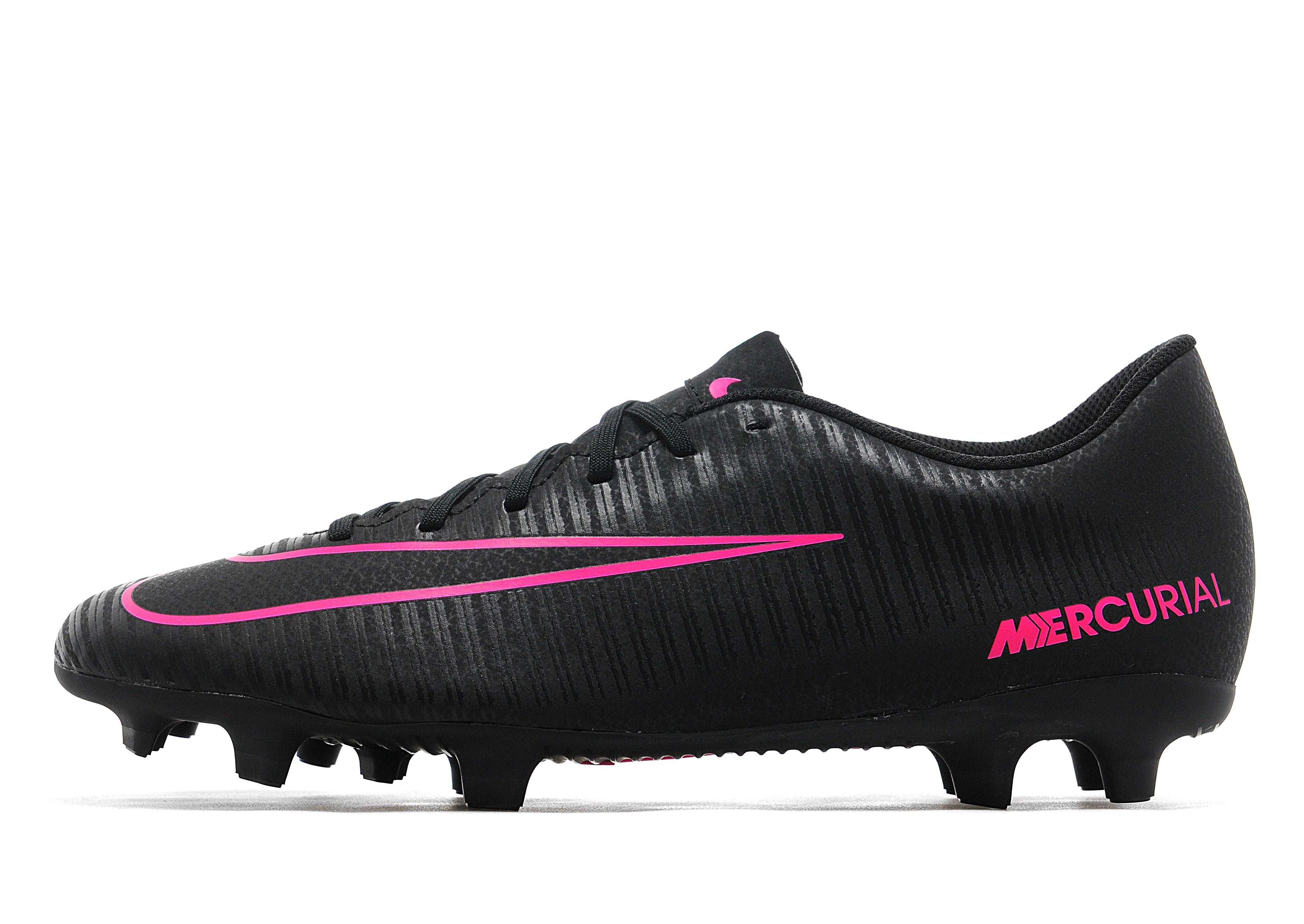 Nike Pitch Dark Mercurial Vortex III FG