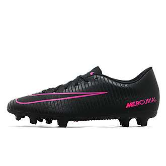Nike Pitch Dark Mercurial Vortex III FG