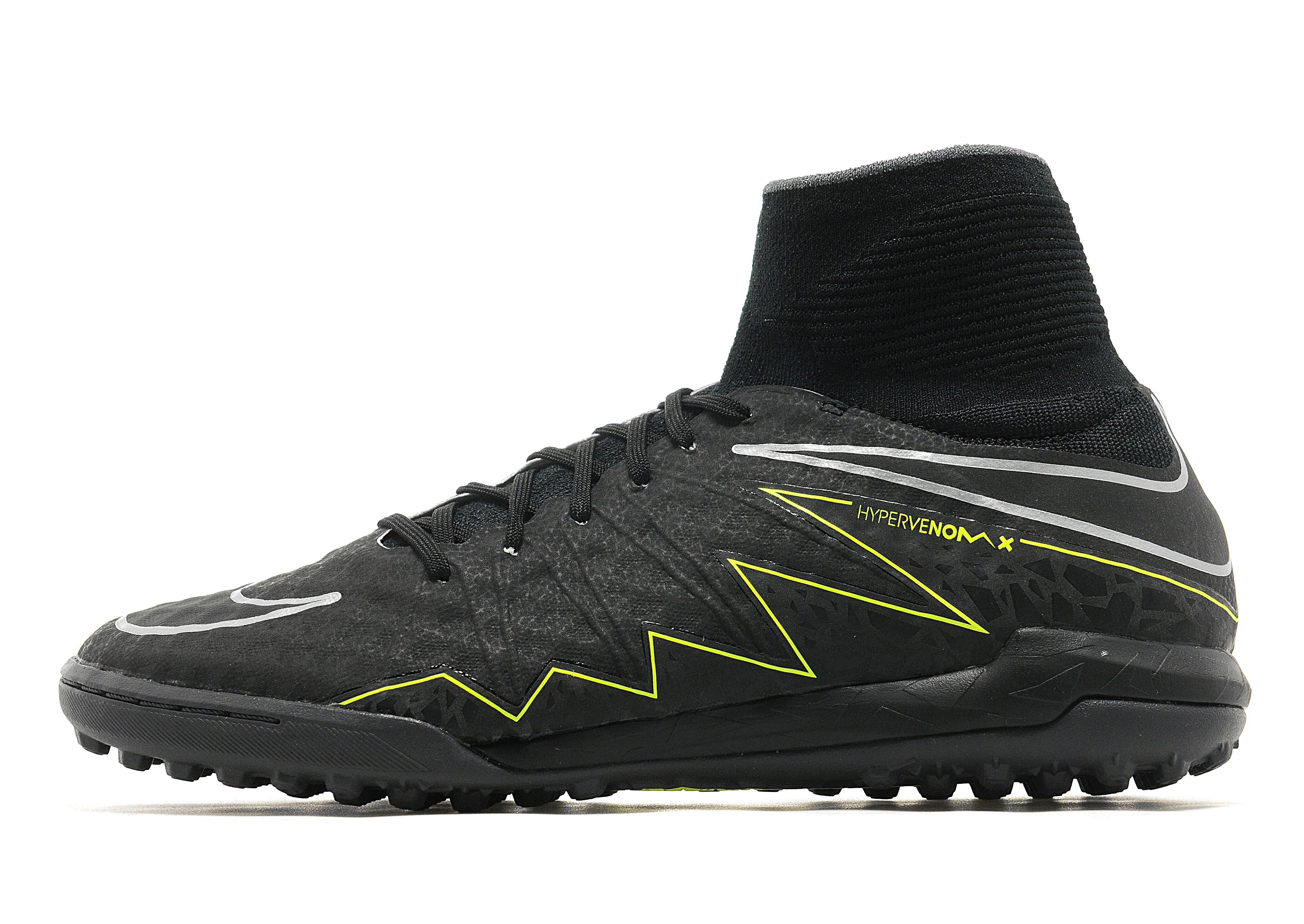 Nike Pitch Dark HypervenomX Proximo II Turf