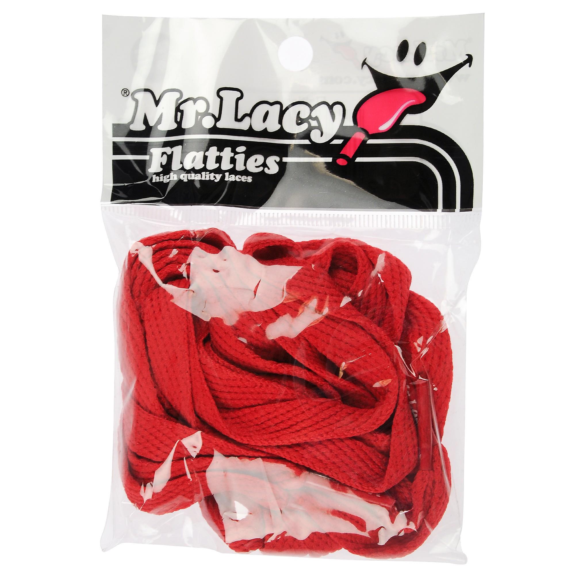 Mr Lacy Flattie Laces