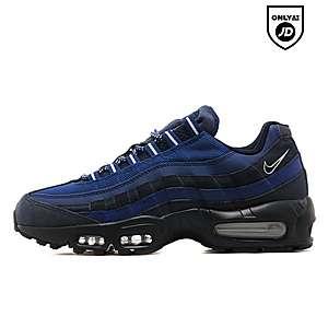 nike air max 95 blauw