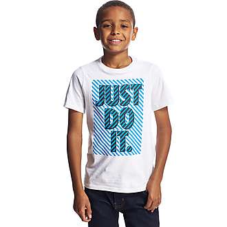 Nike Just Do It Hazard T-Shirt Junior