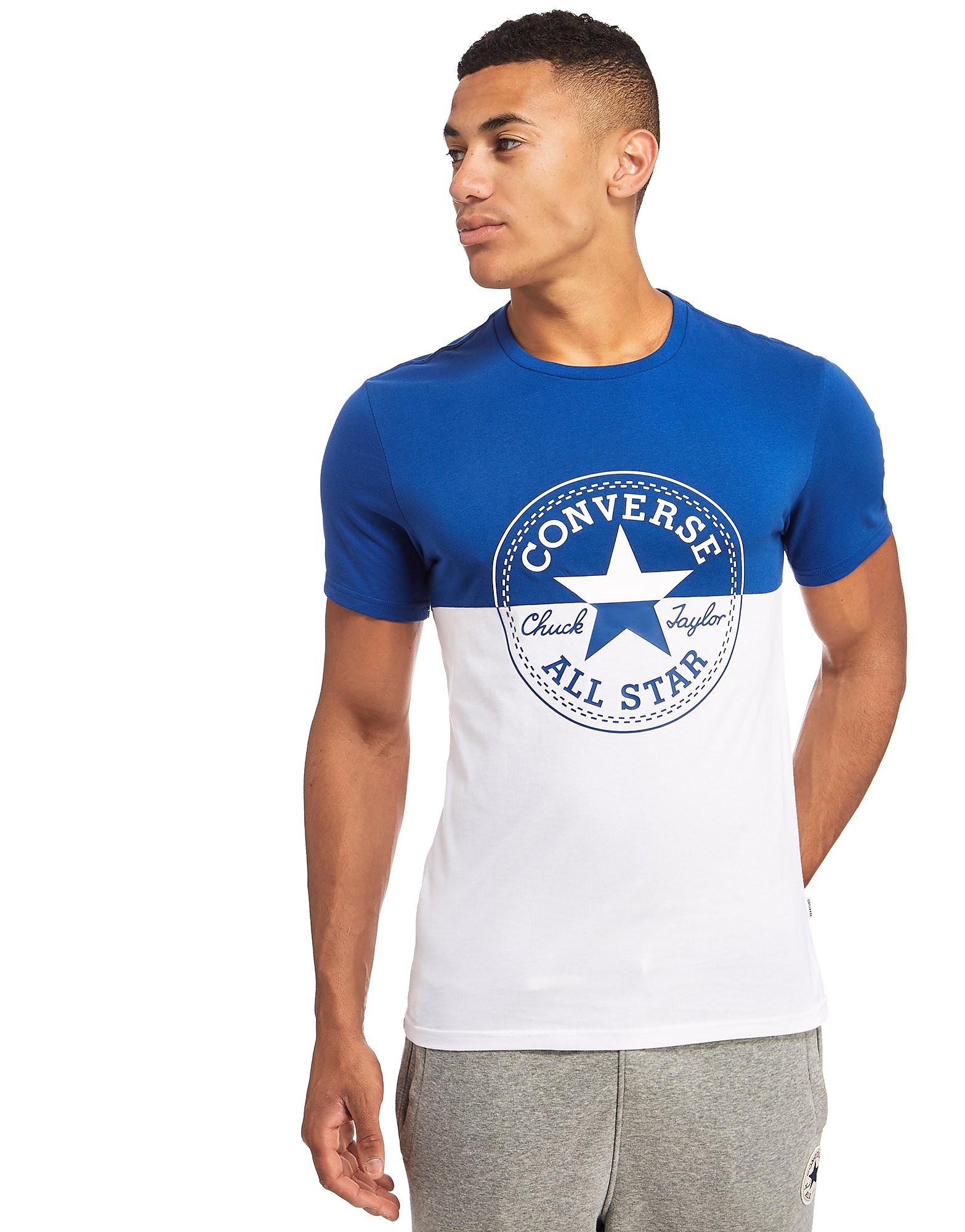 Converse Chuck Split T-Shirt