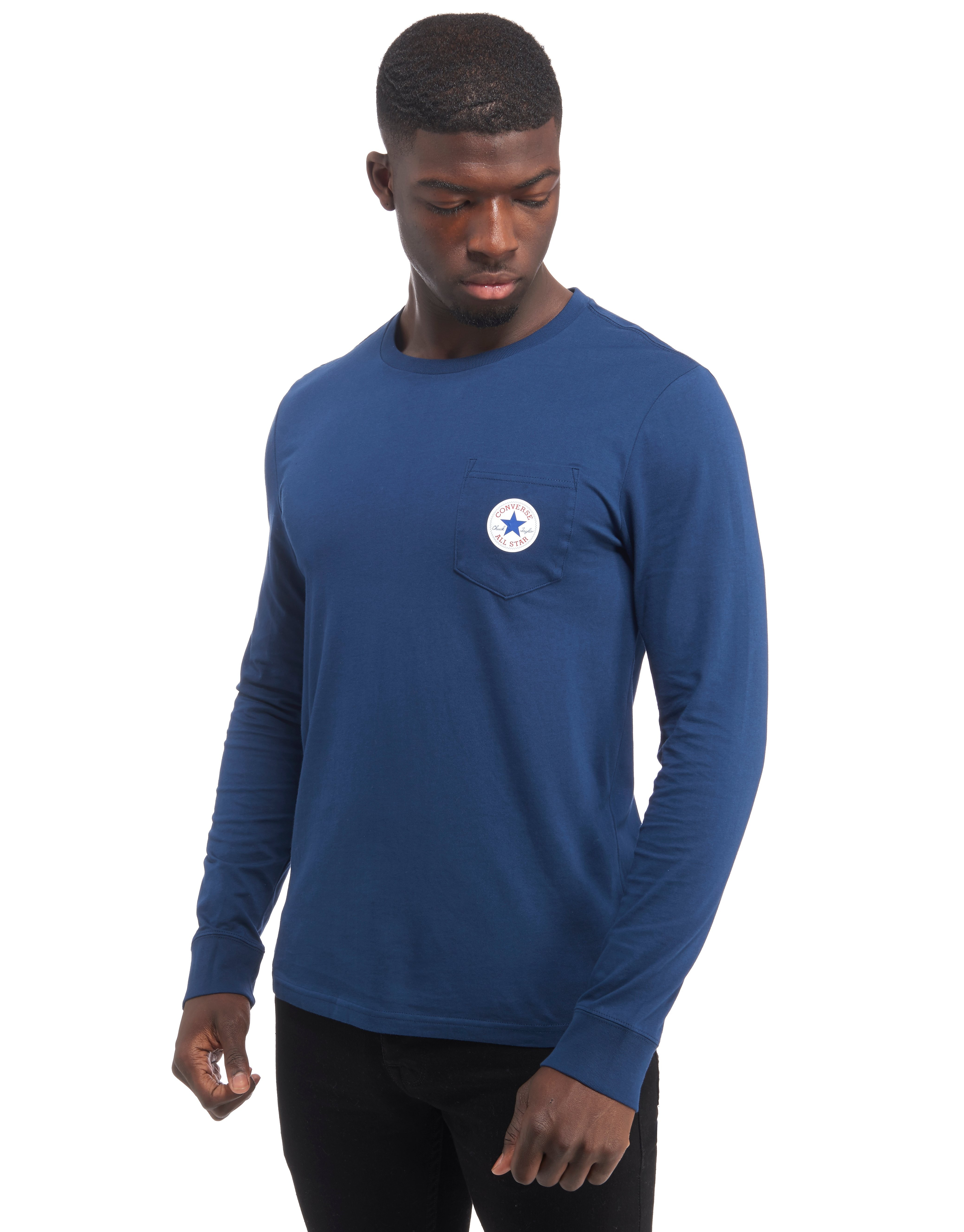 Converse Chuck Long Sleeve Pocket T-Shirt