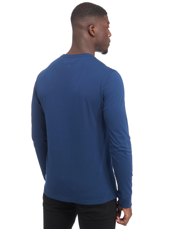 Converse Chuck Long Sleeve Pocket T-Shirt