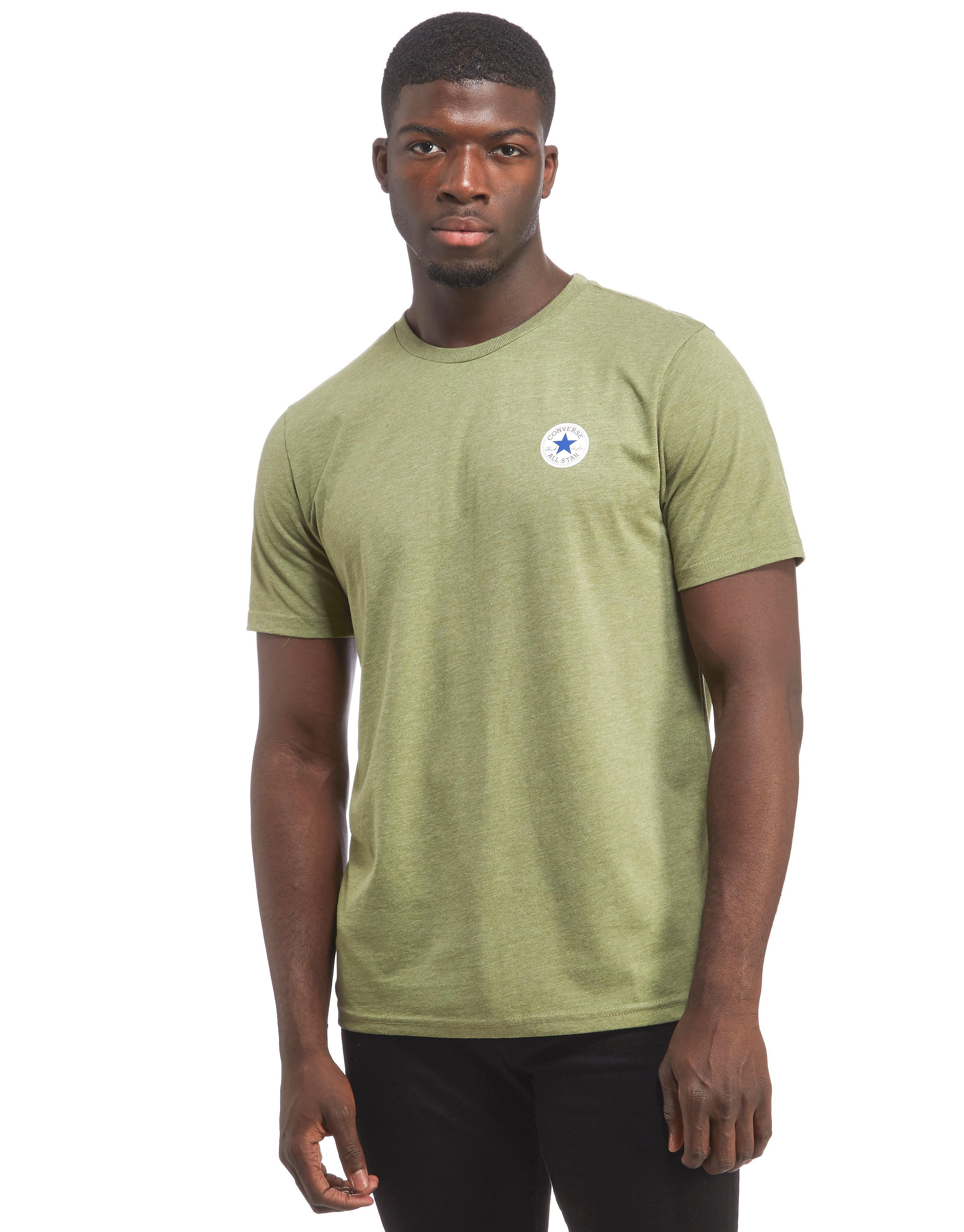 Converse Camiseta con logotipo pequeño Chuck