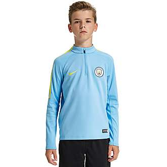 Nike Manchester City FC 2016 Drill Top Junior
