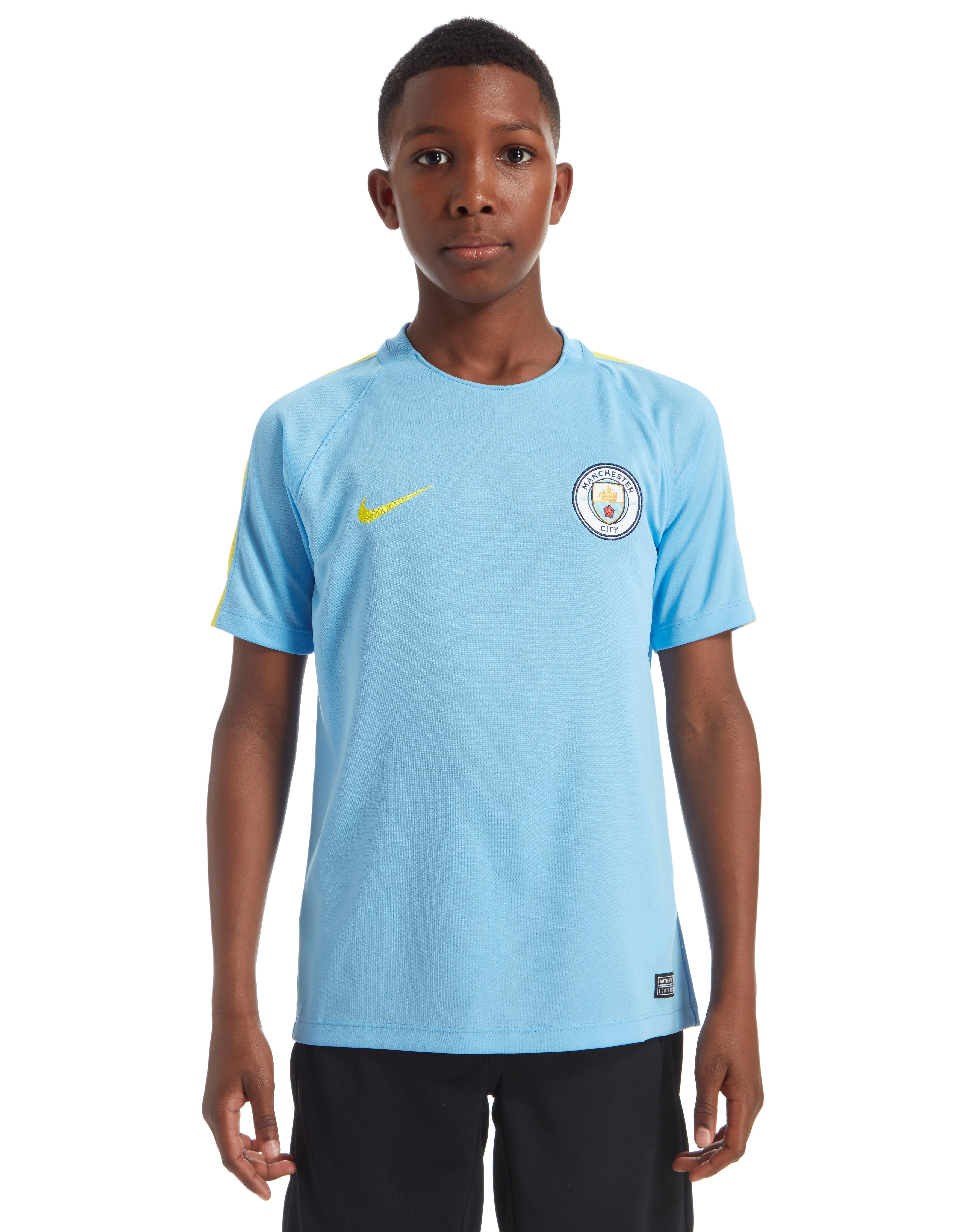 Nike Manchester City FC Training Shirt Junior
