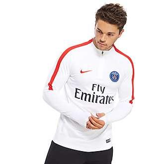 Nike Paris St Germain 1/4 Zip Drill Top