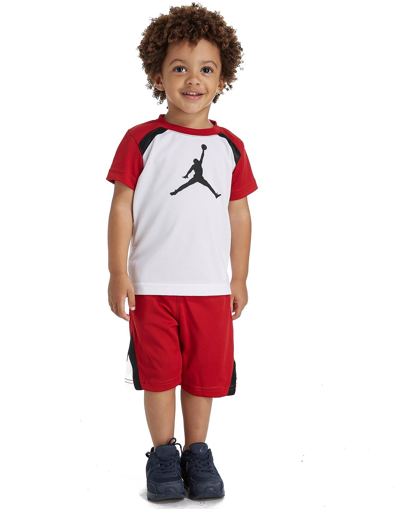 Jordan Jordan Court T-Shirt and Shorts Set Enfants
