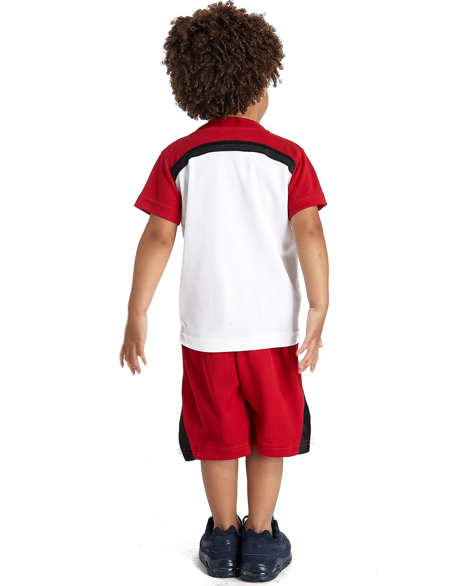 Jordan Court T-Shirt and Shorts Set Children