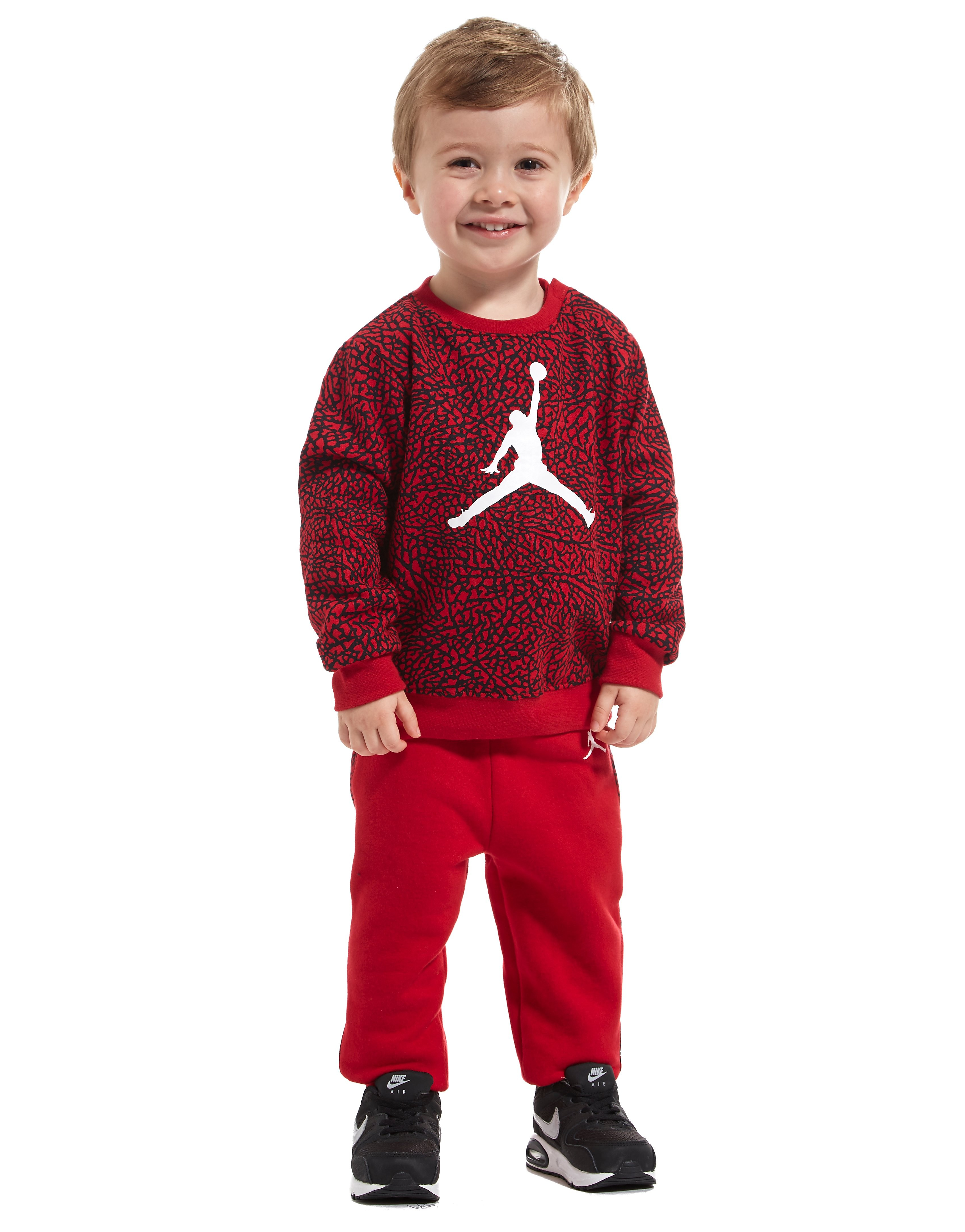 Jordan Jumpman Printed Tracksuit Infant