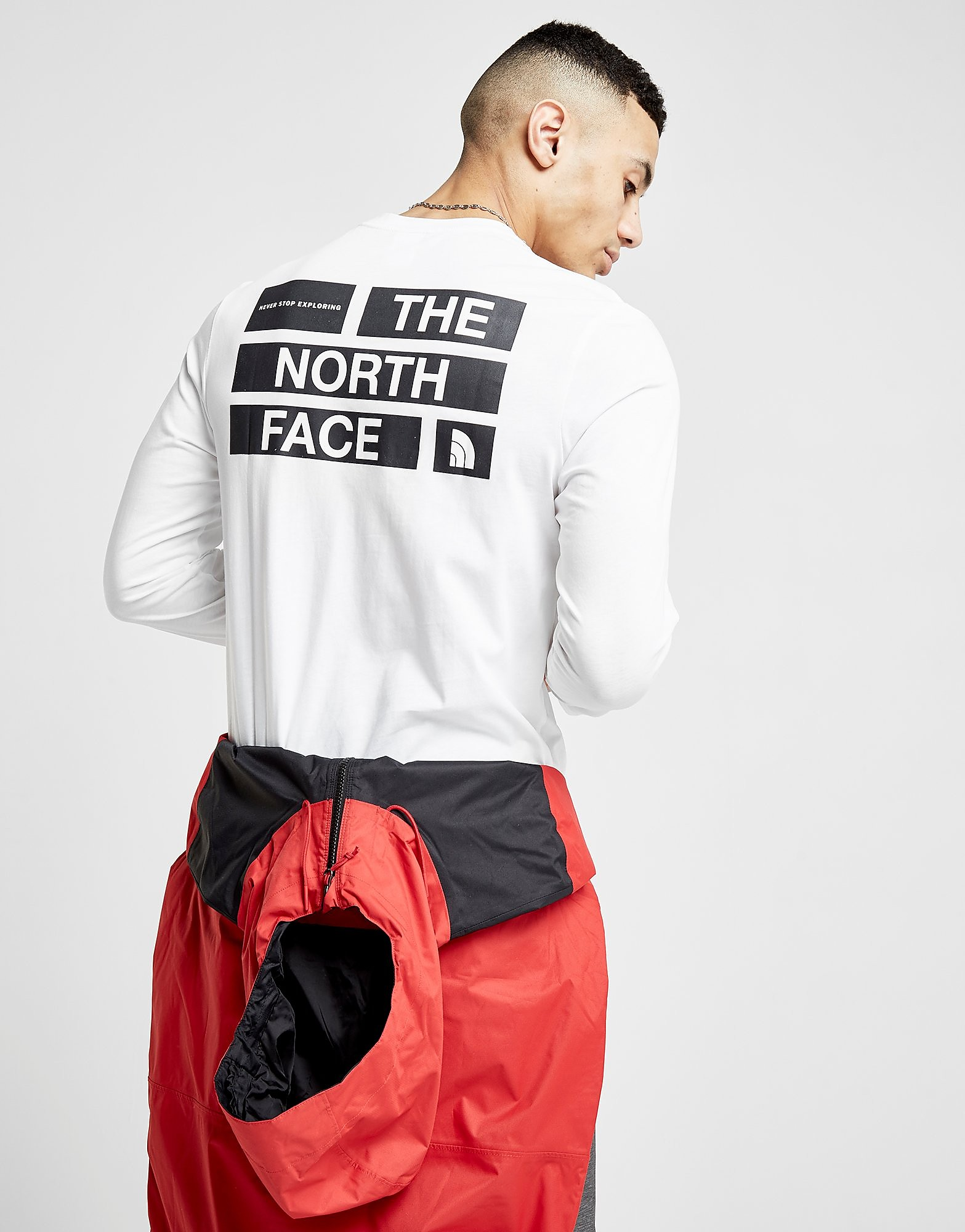 The North Face T-shirt manches longues Newbox