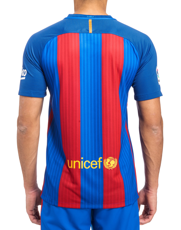 Nike FC Barcelona 2016/17 Home Shirt