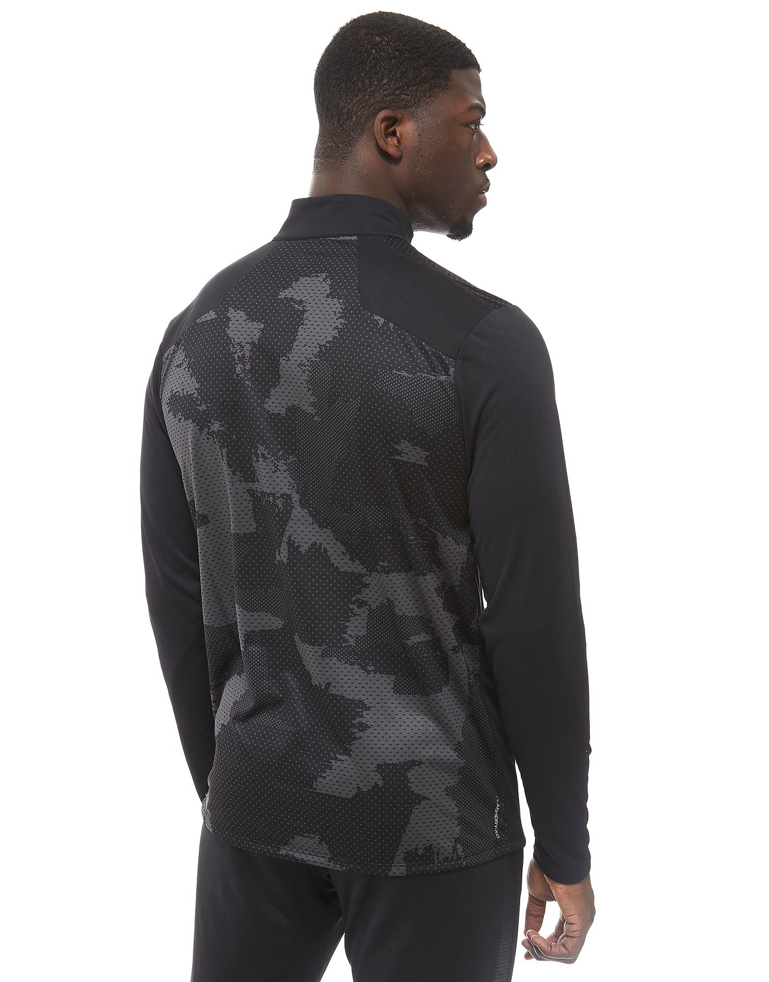 The North Face Versitas Camo 1/2 Zip Top