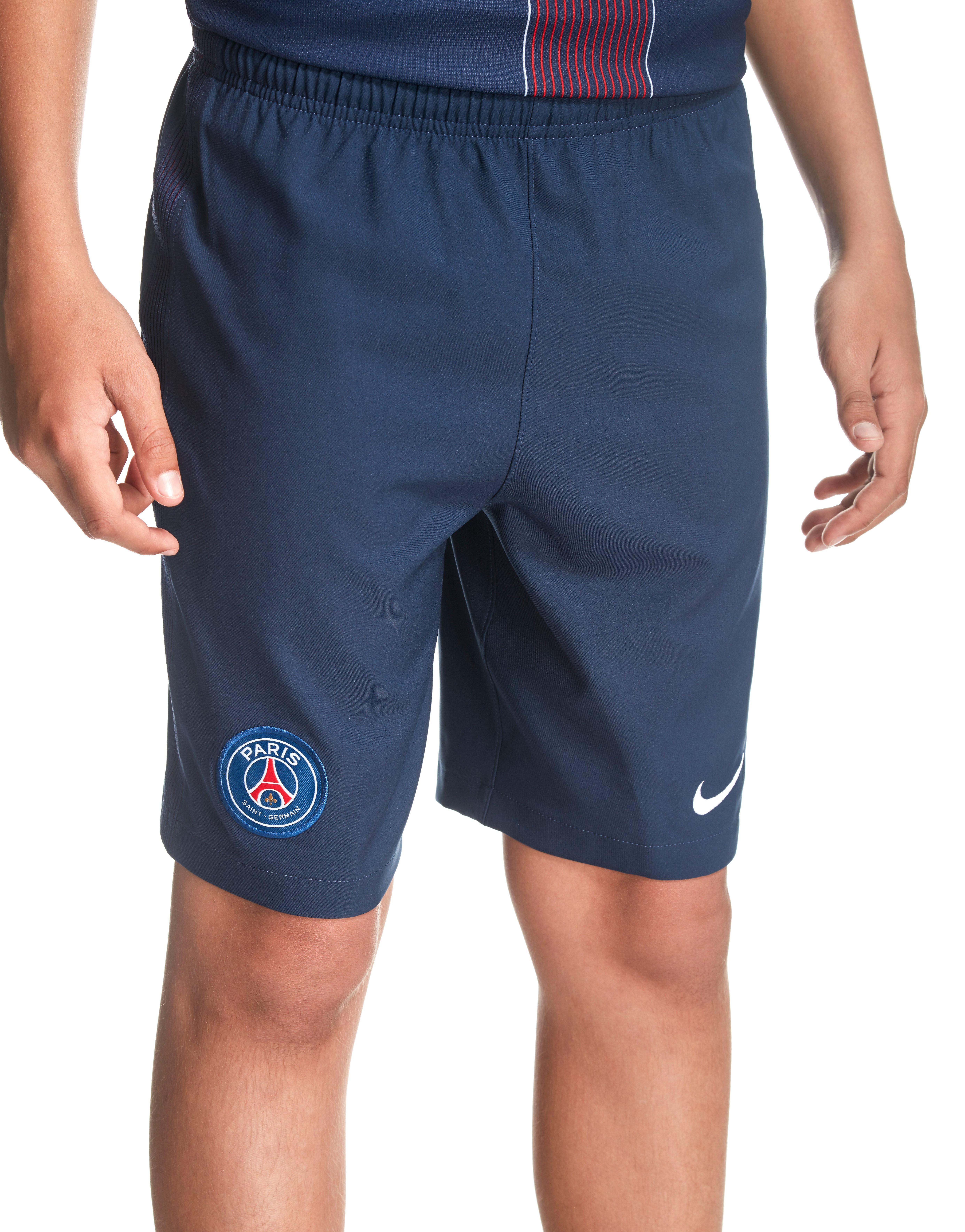 Nike Paris Saint Germain 2016/17 Home Shorts Junior