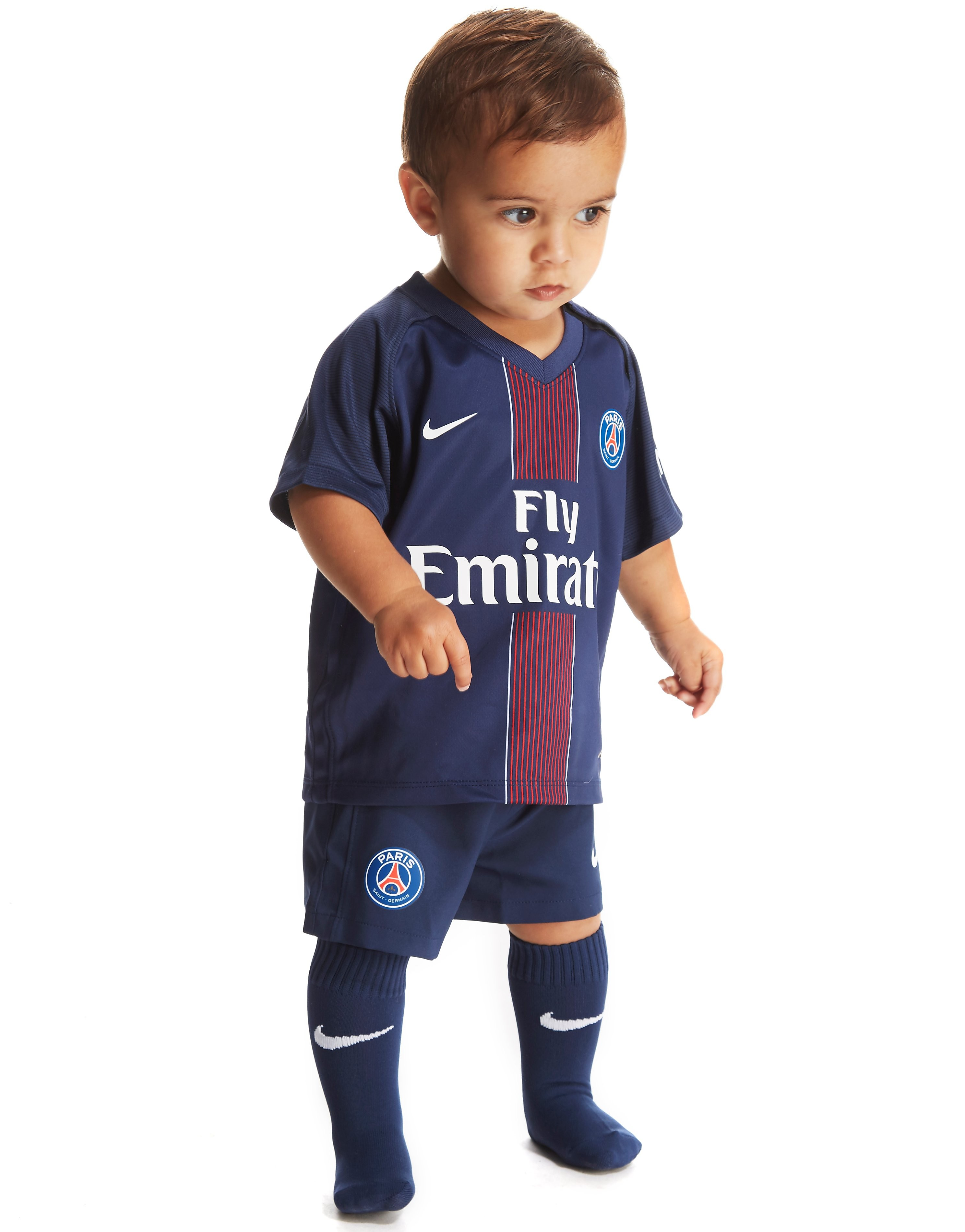 Nike Paris Saint Germain 2016/17 Home Kit Infant