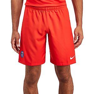 45d9cbb8d0c6 Nike Paris Saint Germain 2016 17 Away Shorts ...