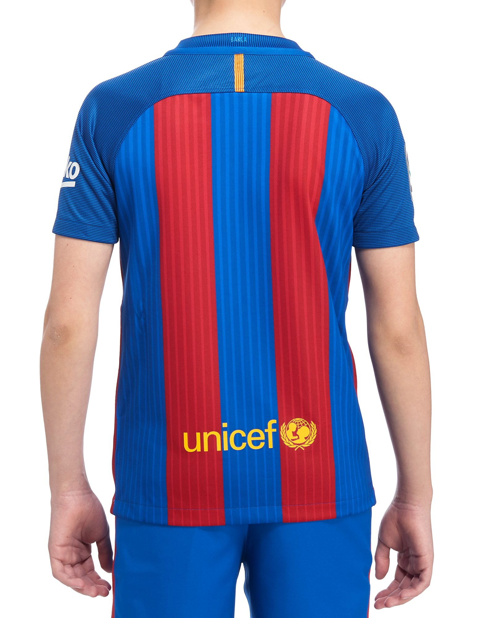 Nike Maillot junior FC Barcelone domicile 2016 / 17