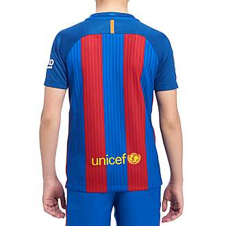 Nike FC Barcelona 2016/17 Home Shirt Junior