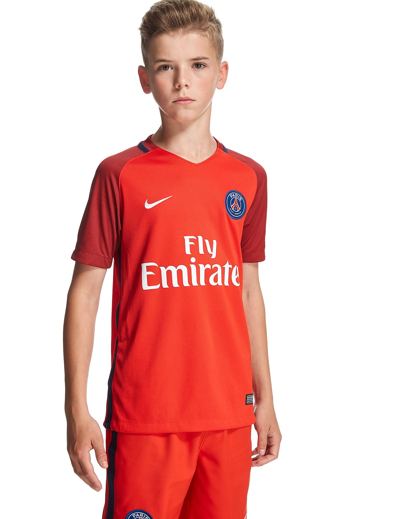 Nike Paris Saint Germain 2016/17 Away Shirt Junior