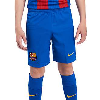 Nike FC Barcelona 2016/17 Home Shorts Junior