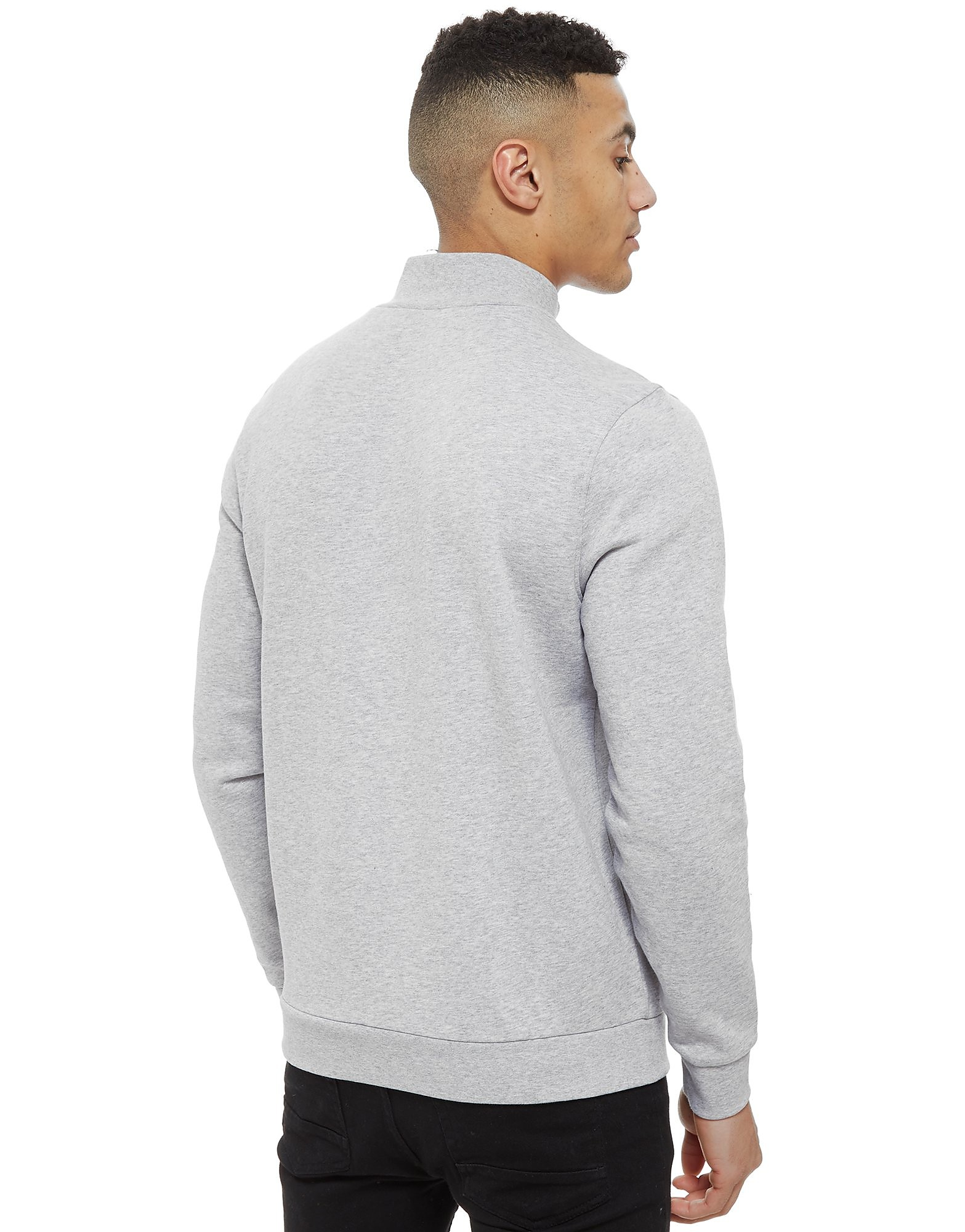 Lacoste Quarter Zip Central Track Top
