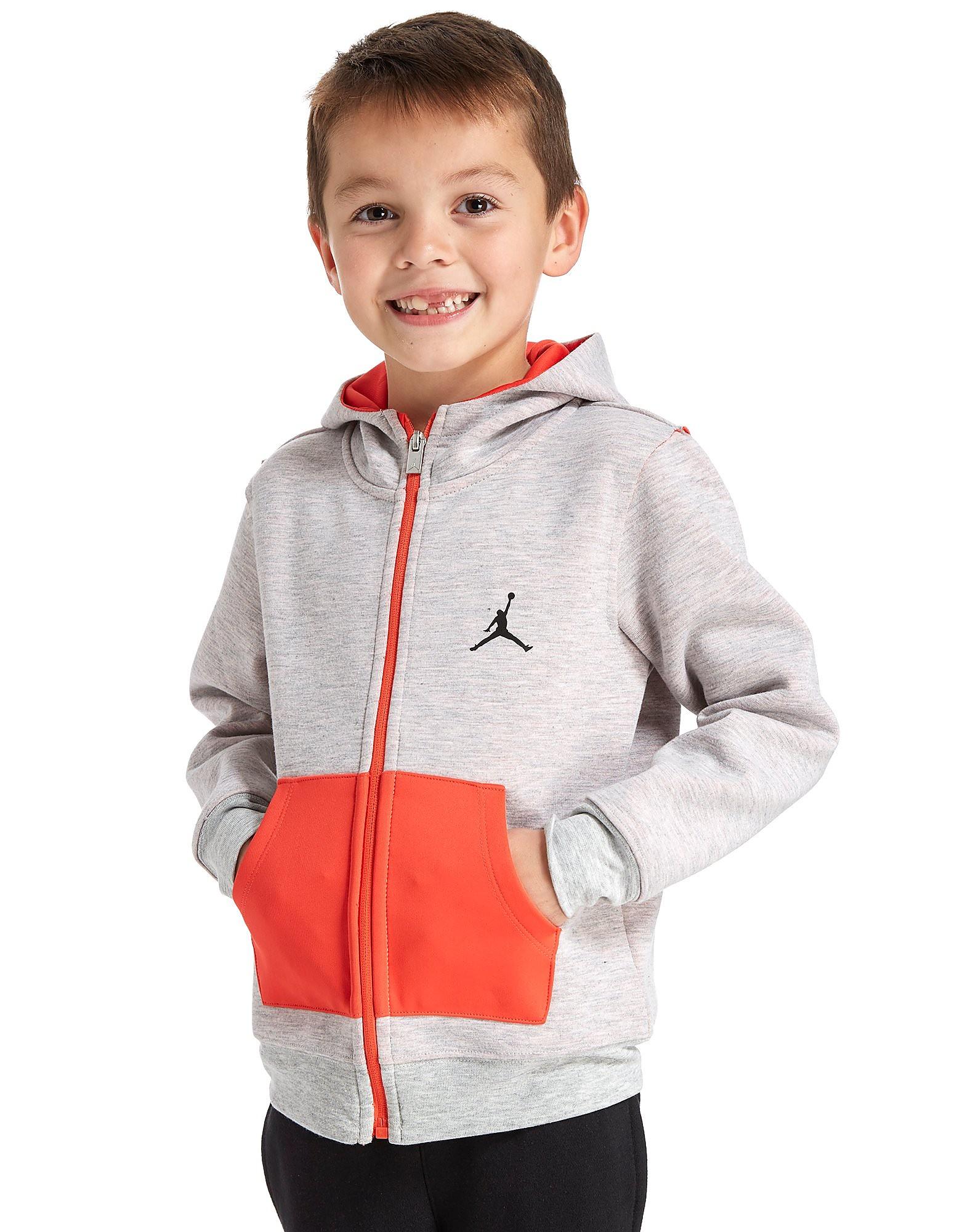 Jordan Jumpman Felpa con Cappuccio Bambino