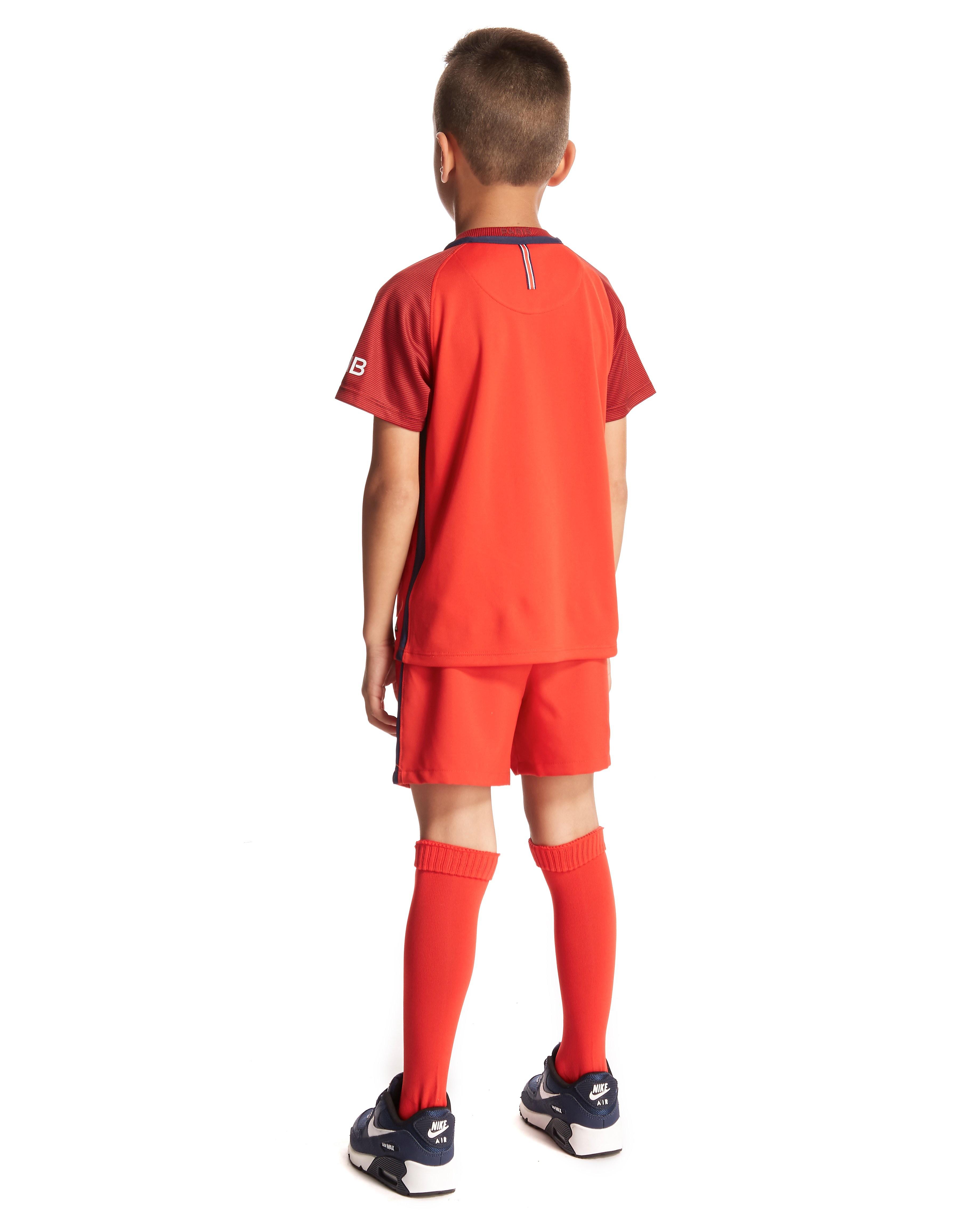 Nike Paris Saint Germain 2016/17 Away Kit Children