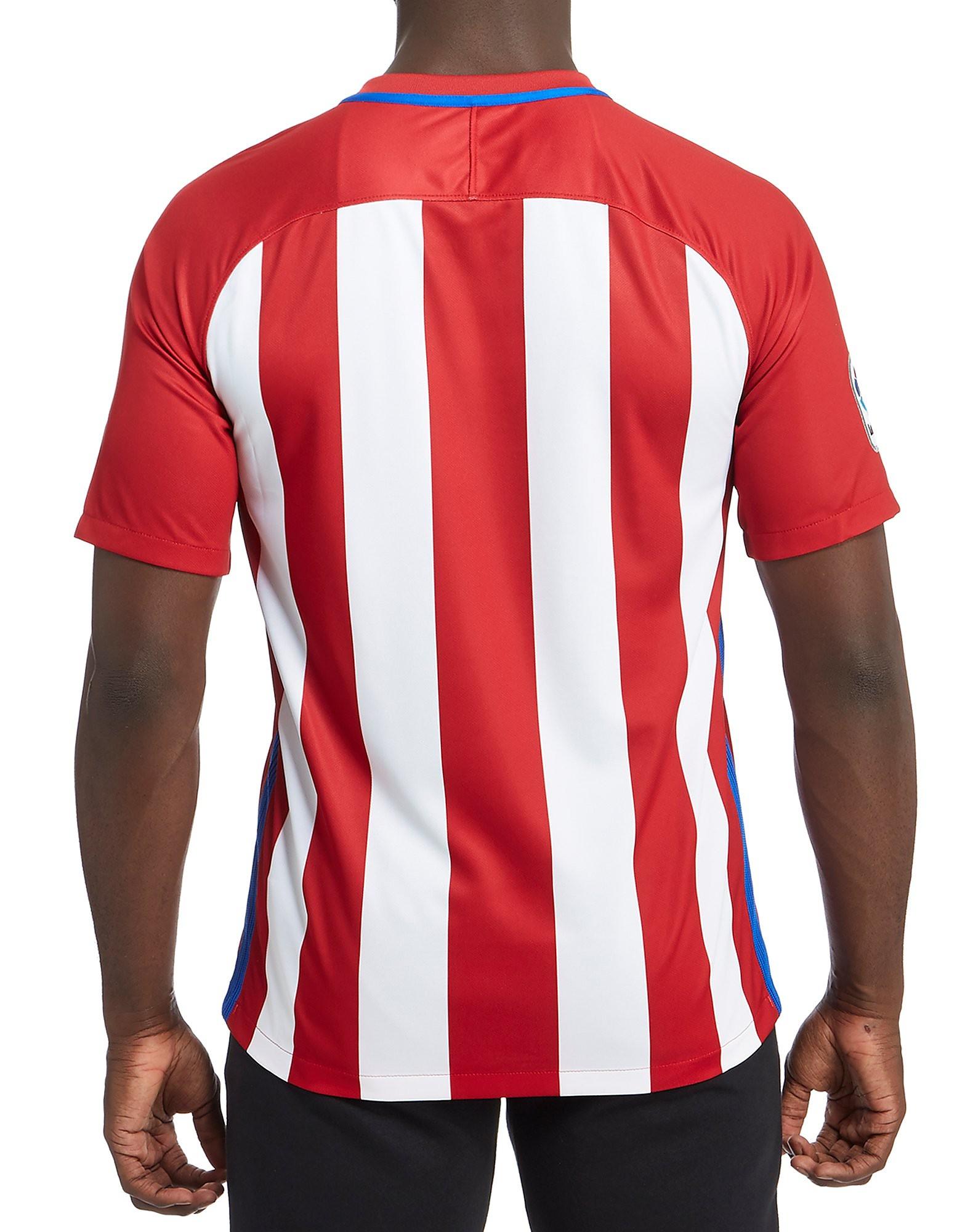 Nike Atletico Madrid 2016/17 Home Shirt