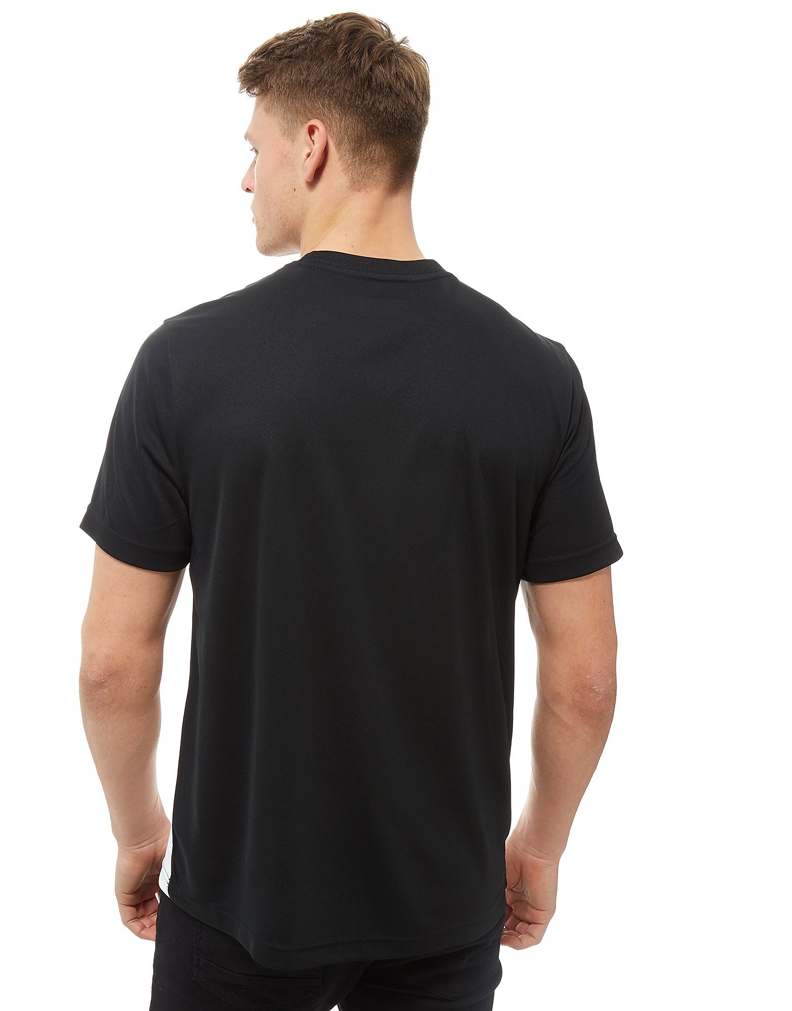 Lacoste Colourblock Line Short Sleeve T-Shirt
