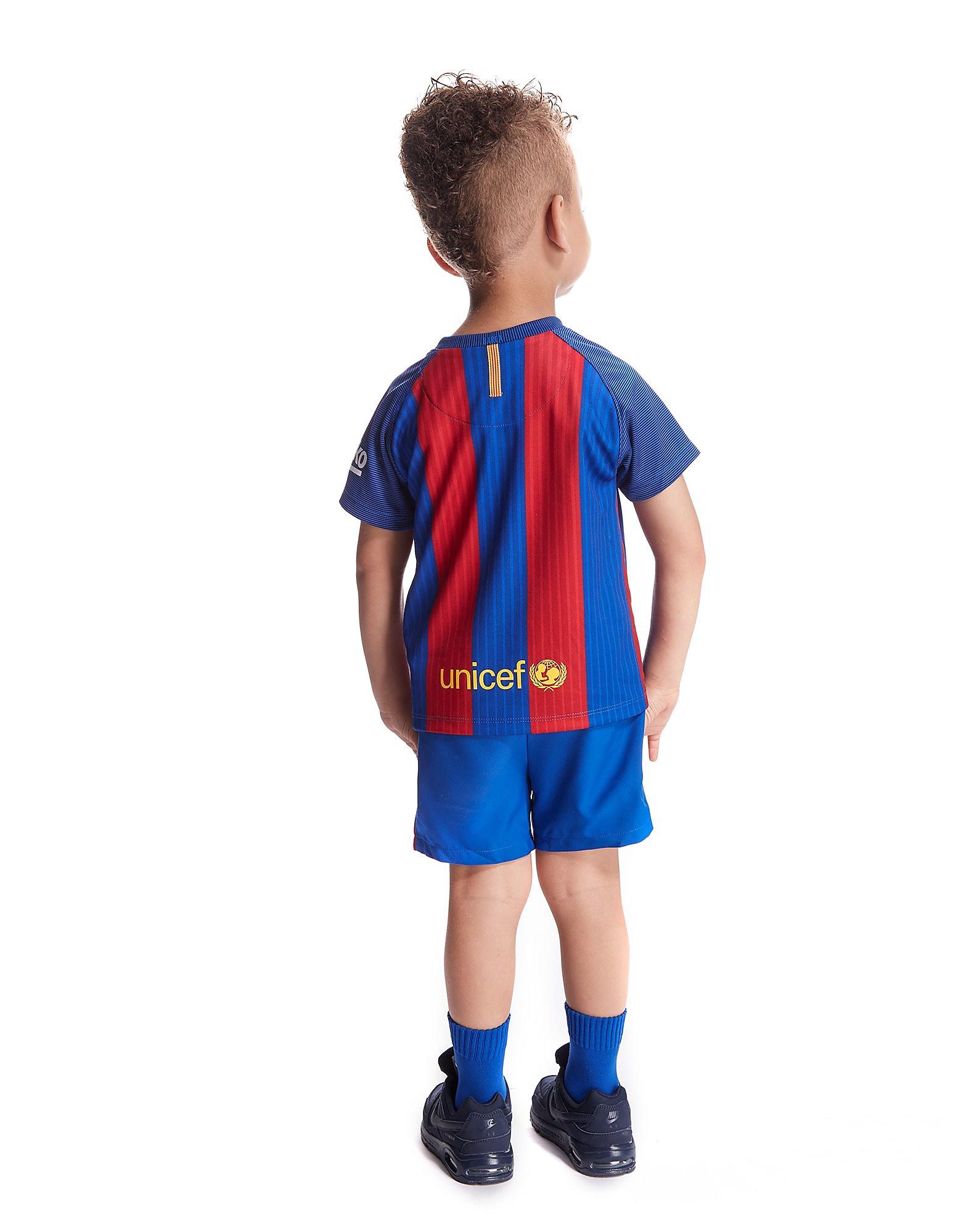 Nike FC Barcelona 2016/17 hemmaställ för baby