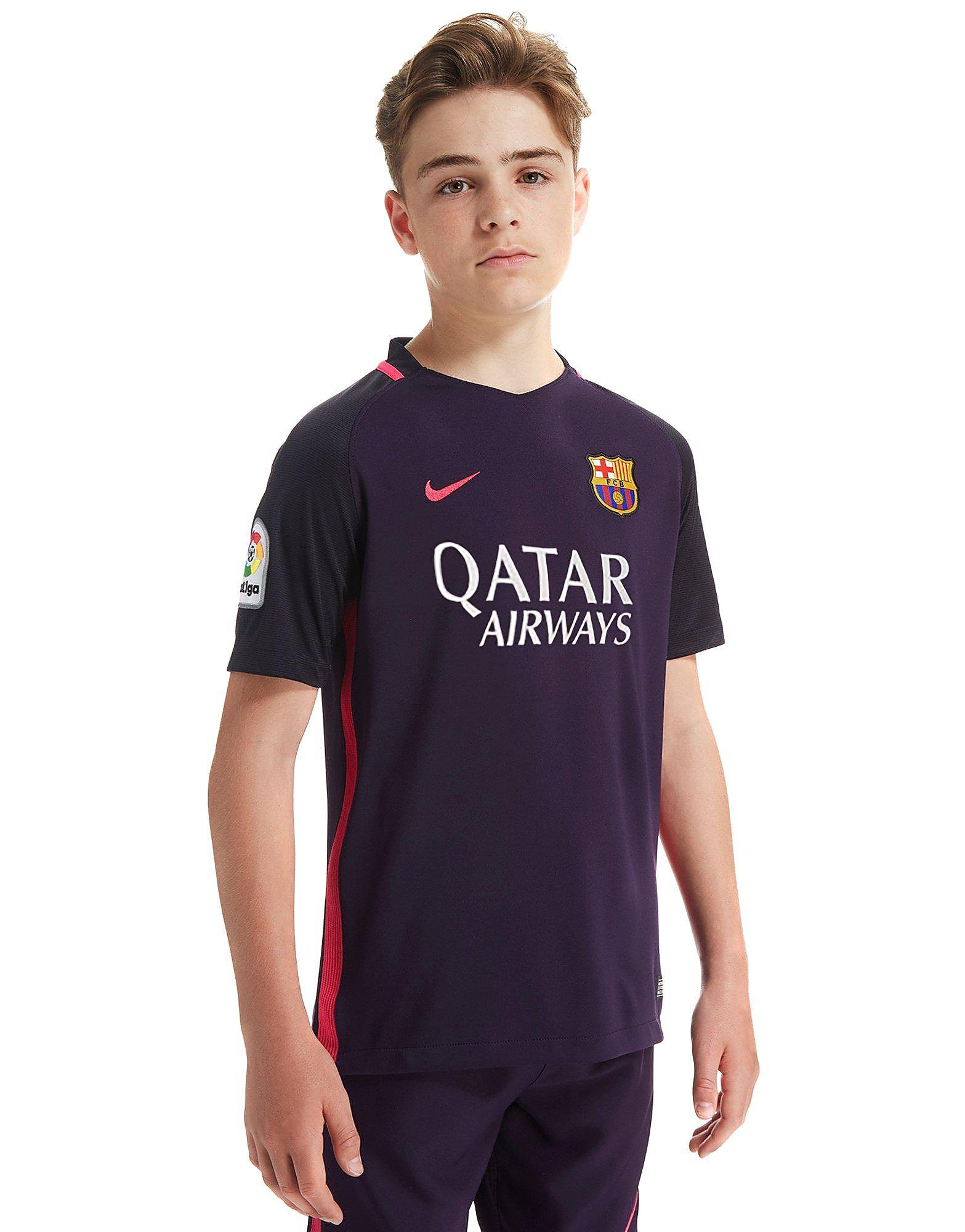 Nike FC Barcelona 2016/17 Away Shirt Junior