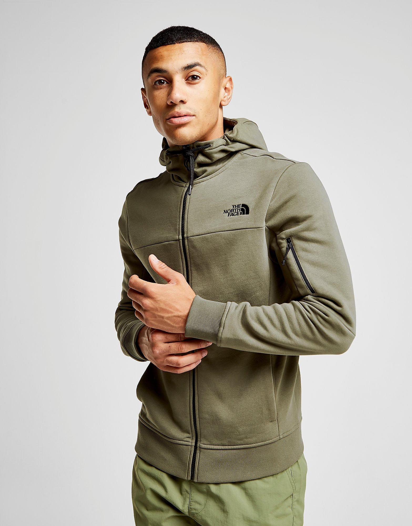 The North Face Z-Pocket Full Zip Hoodie